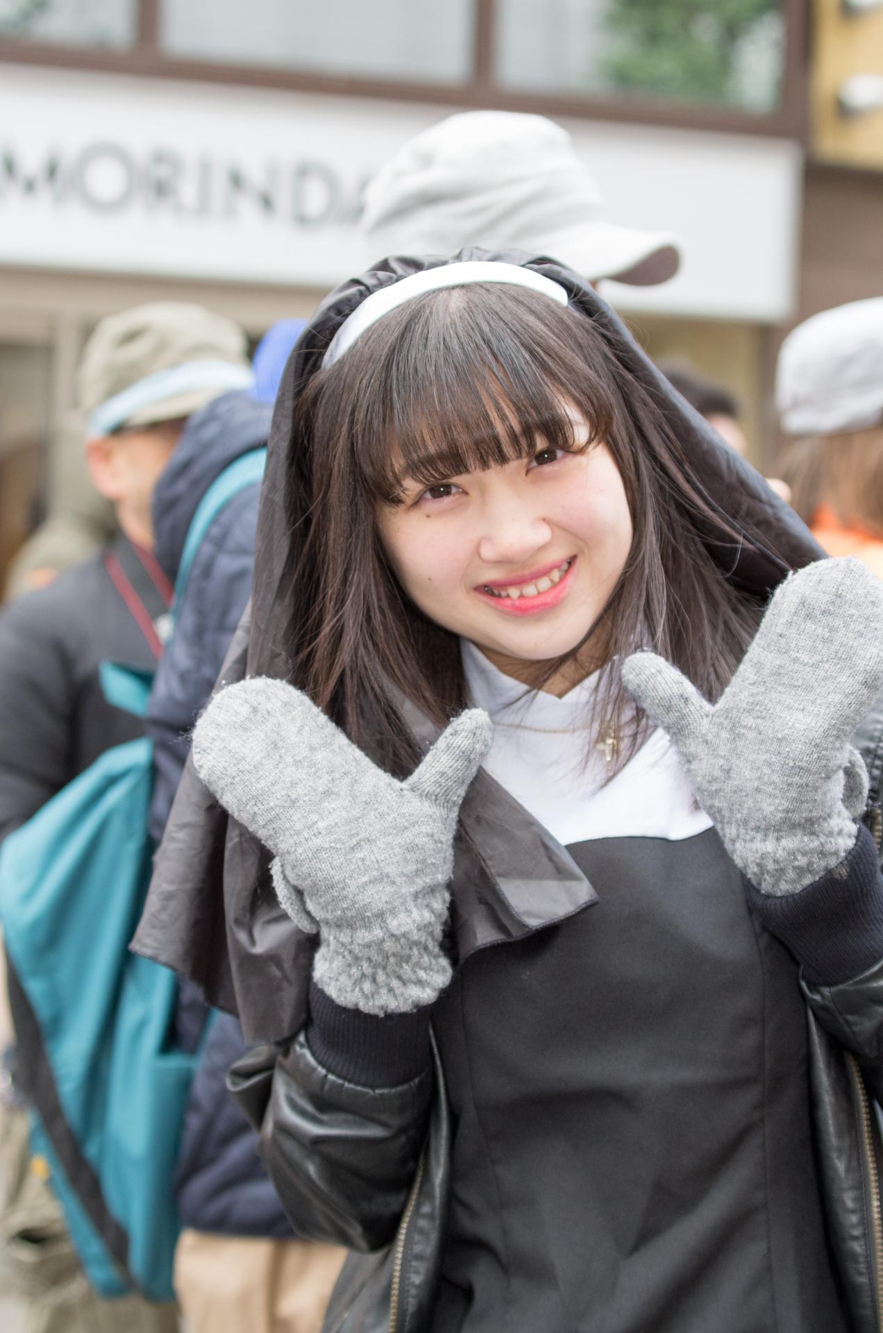 2代目HAPPY少女♪ きょうか ( 山田京佳 ) | さっぽろハロウィン2016