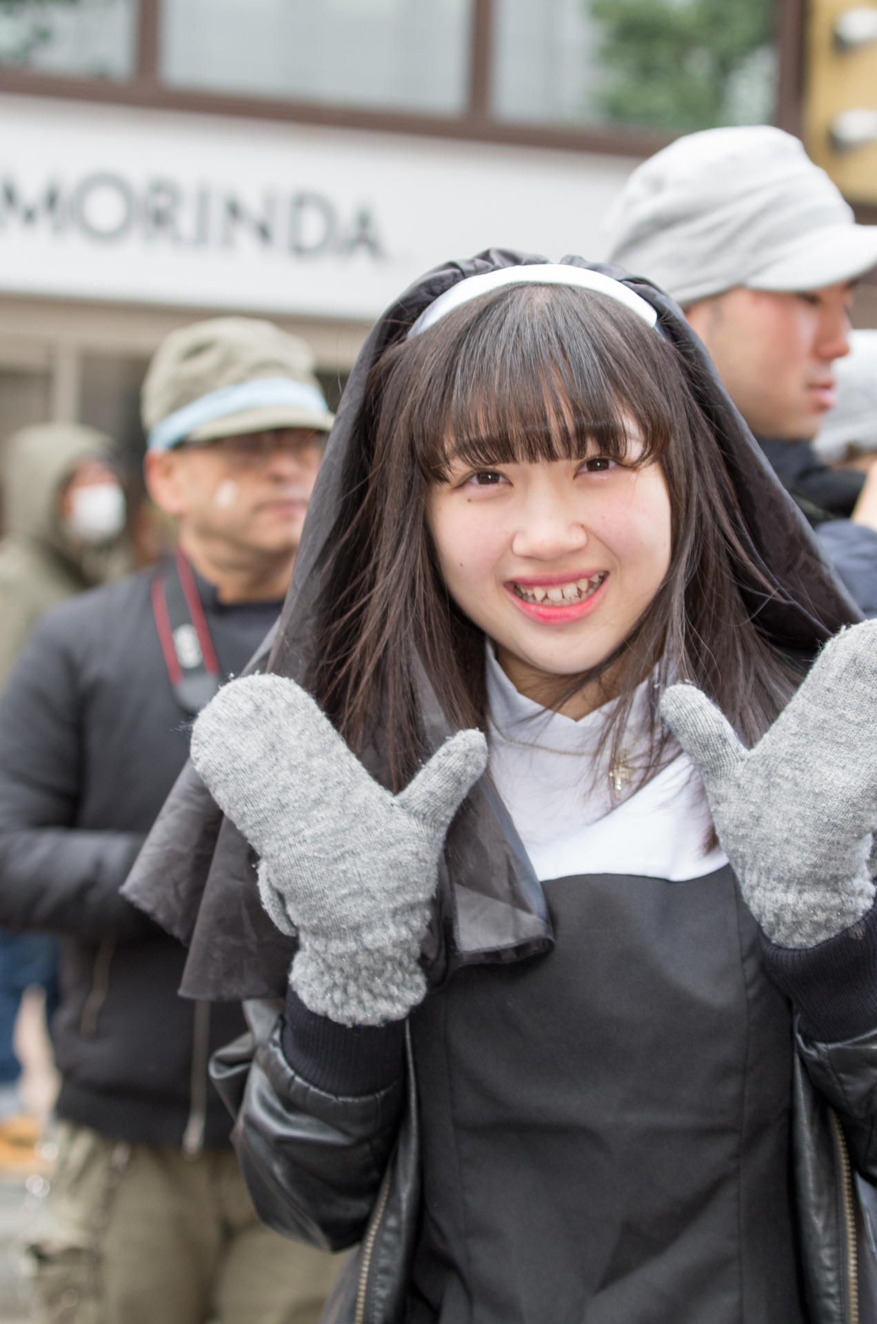 2代目HAPPY少女 きょうか ( 山田京佳 )