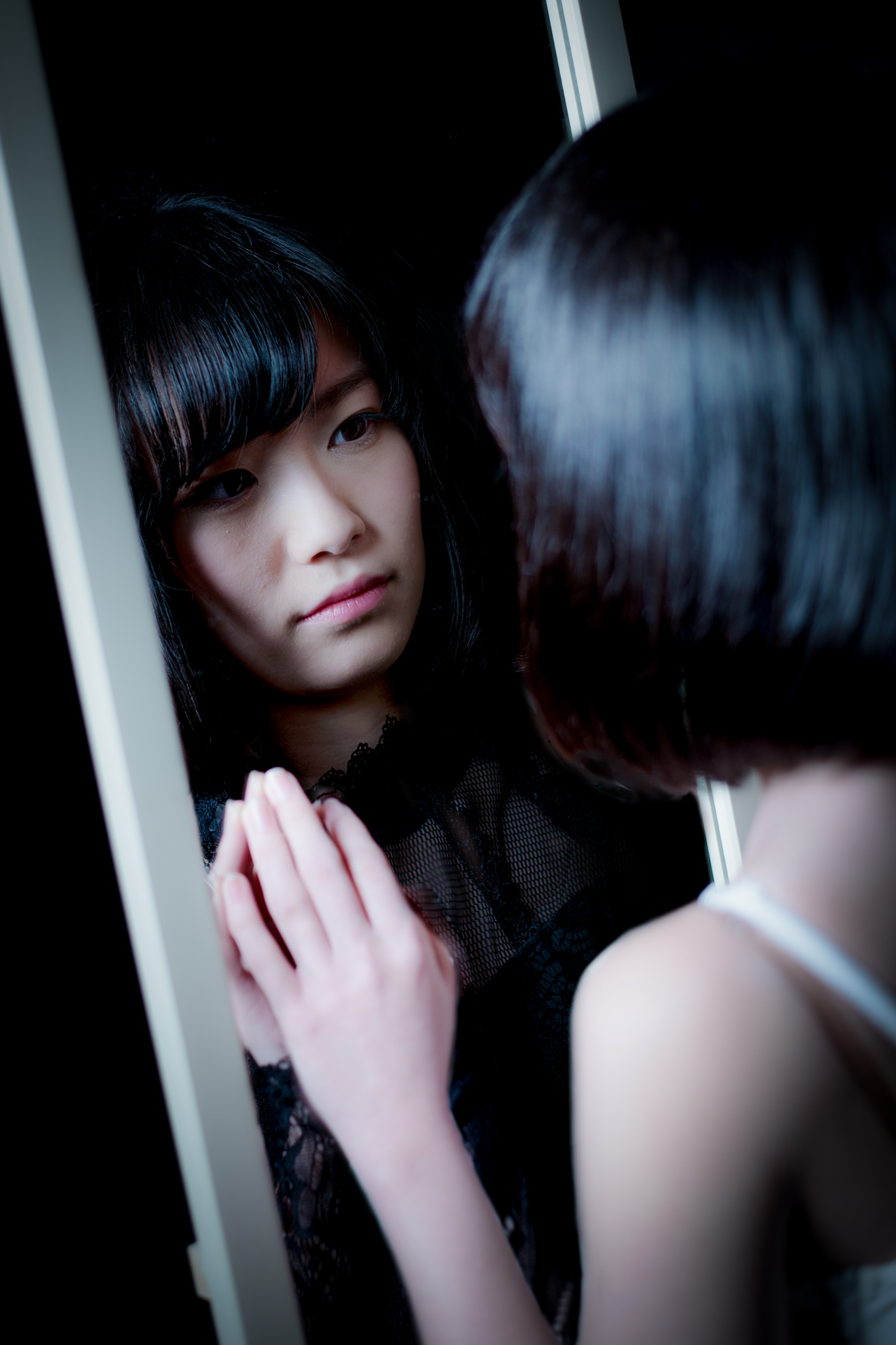 2代目HAPPY少女♪ – みっちょ ( 本田みく ) | 雪原個撮テーマ撮り