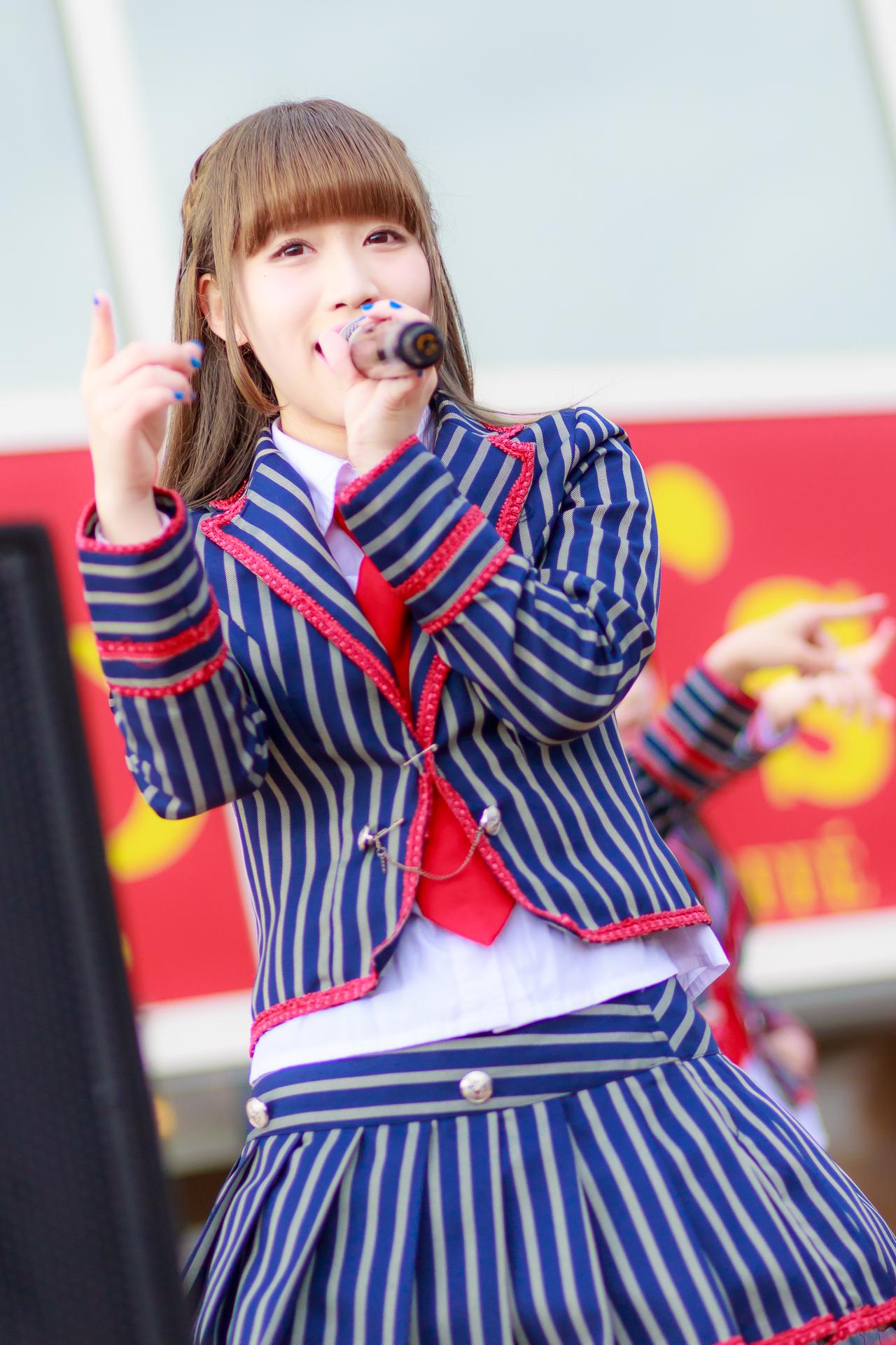 フルーティー♡ プりな ( 黒澤里那 ) | 新川メガ・ドン・キホーテ インストアライブ2017 Vol.1
