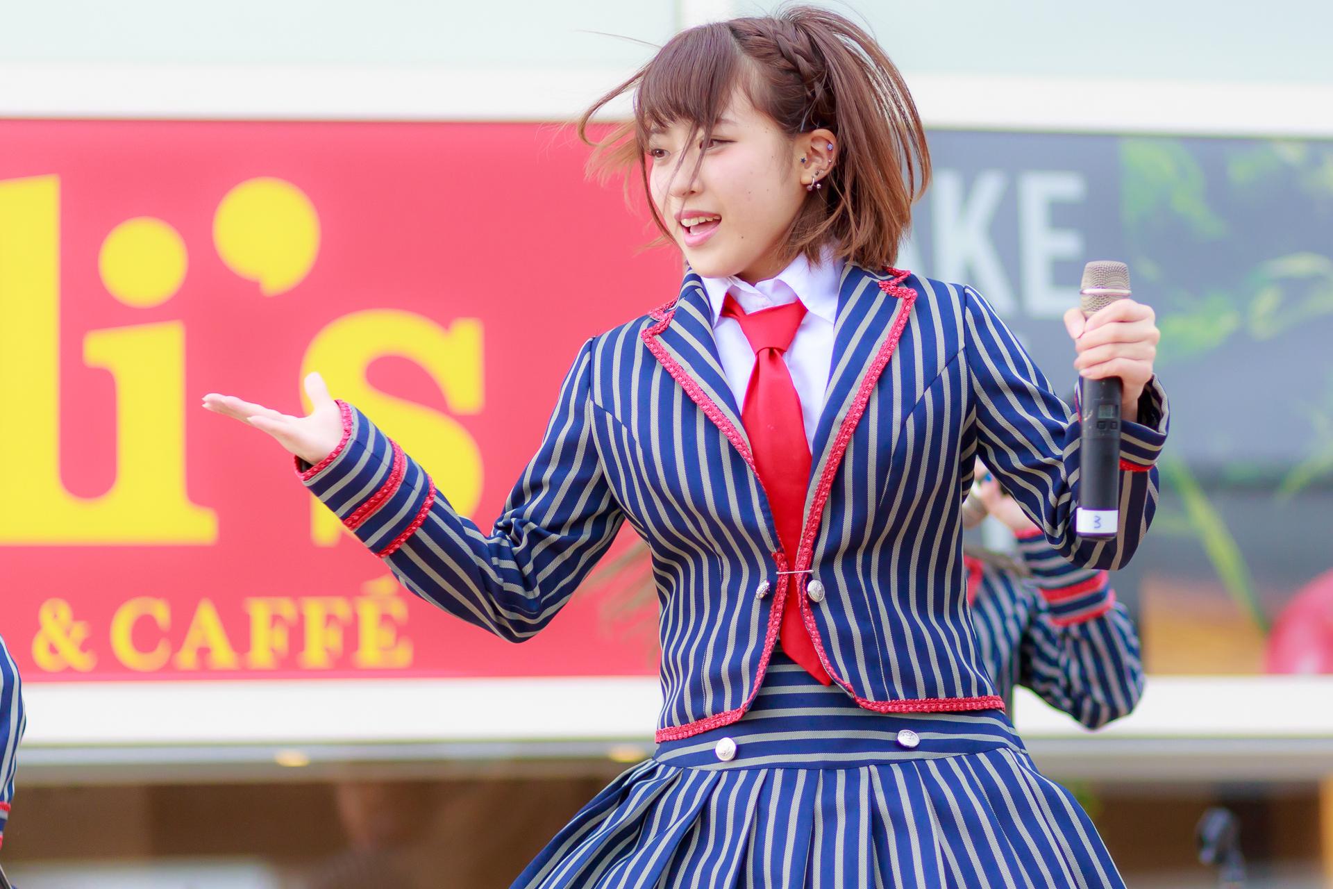 フルーティー♡ さい ( 北出彩 ) | 新川メガ・ドン・キホーテ インストアライブ2017 Vol.1