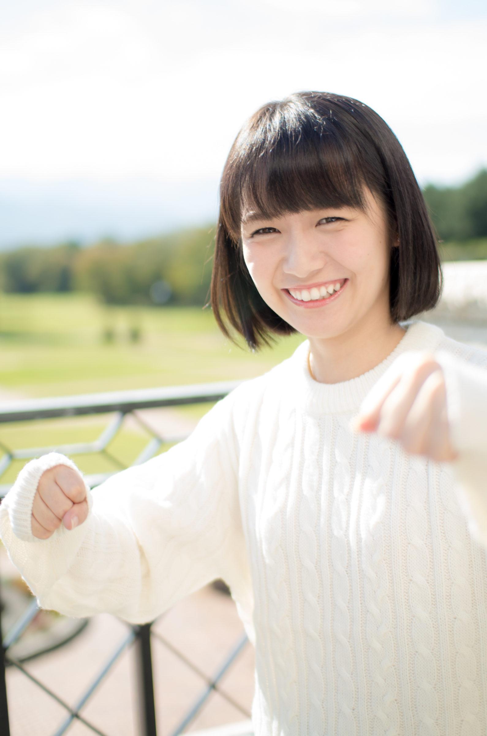 2代目HAPPY少女♪ みっちょ ( 本田みく ) | 前田森林公園「モデルプロ撮影会」