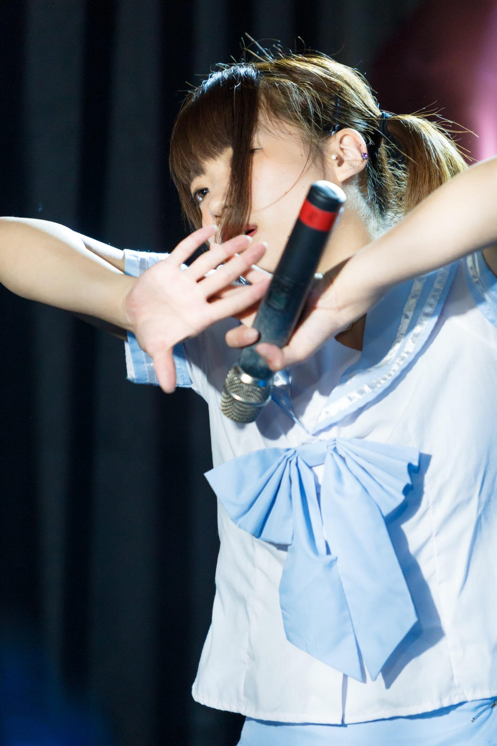 フルーティー♡ さい ( 北出彩 ) | 2代目HAPPY少女♪ 定期公演 ハピパvol.18~きょうか生誕~