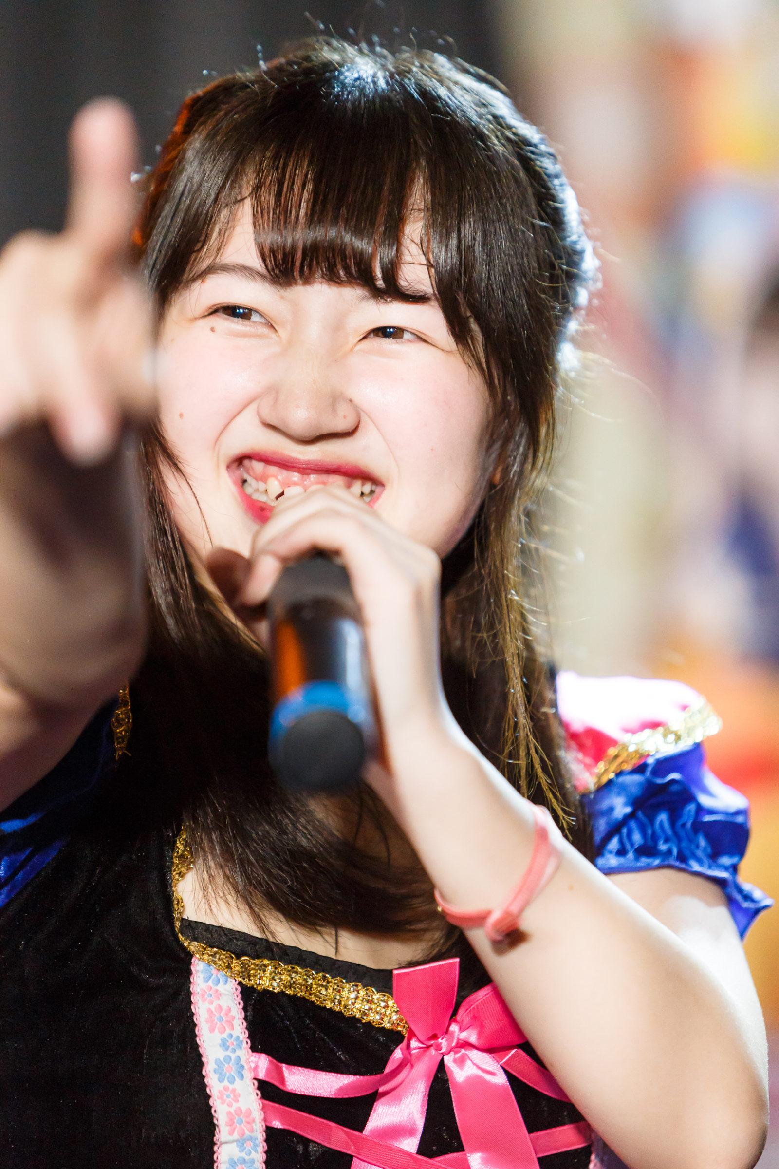 2代目HAPPY少女♪ きょうか ( 山田京佳 ) | 2代目HAPPY少女♪ 定期公演 ハピパvol.18~きょうか生誕~