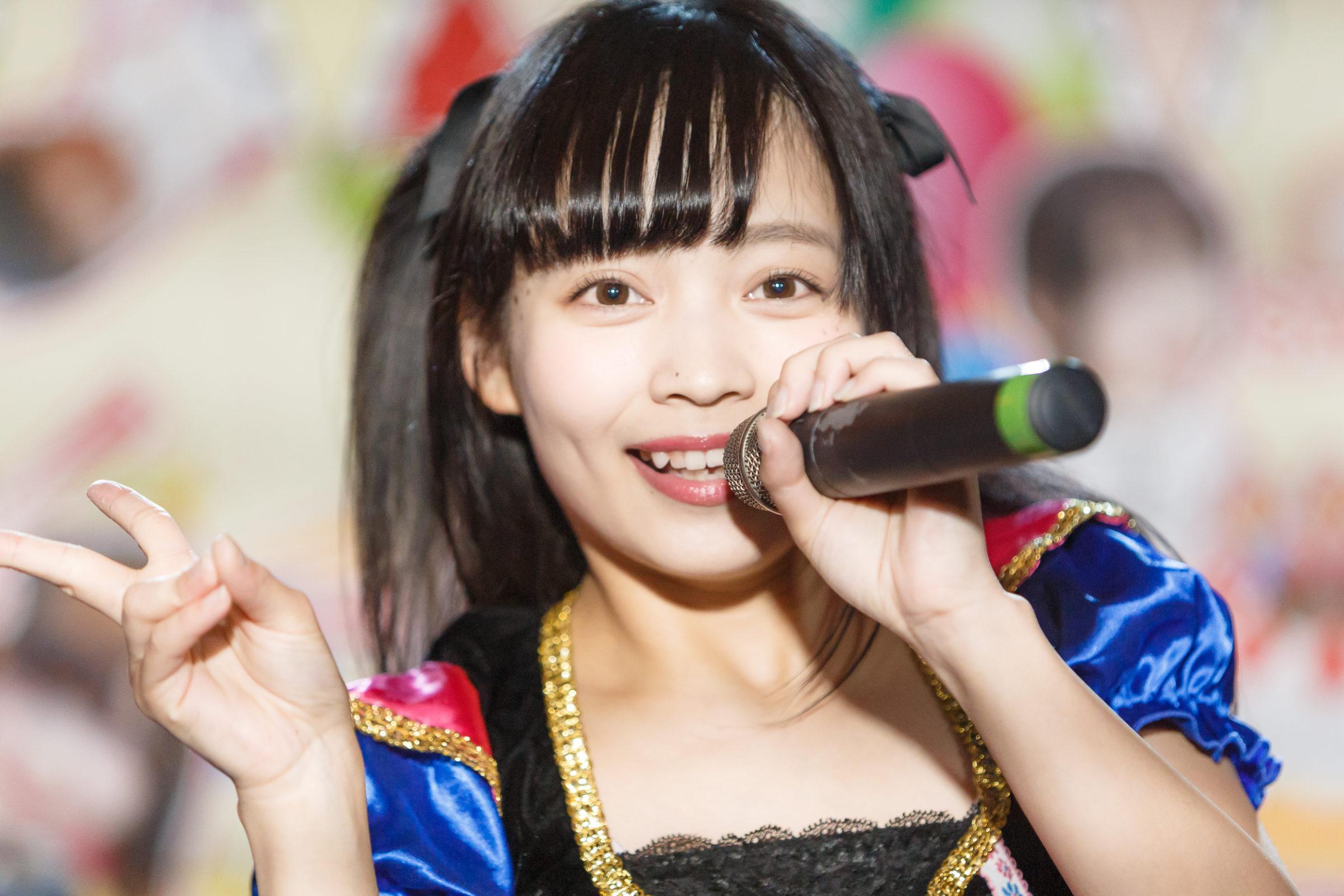 2代目HAPPY少女♪ ゆいな ( 宮崎ゆいな ) | 2代目HAPPY少女♪ 定期公演 ハピパvol.18~きょうか生誕~