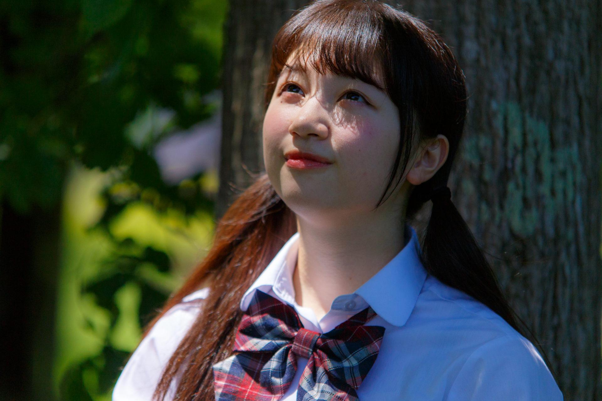 2代目HAPPY少女♪ きょうか ( 山田京佳 ) | モデルプロ撮影会 in 百合が原公園