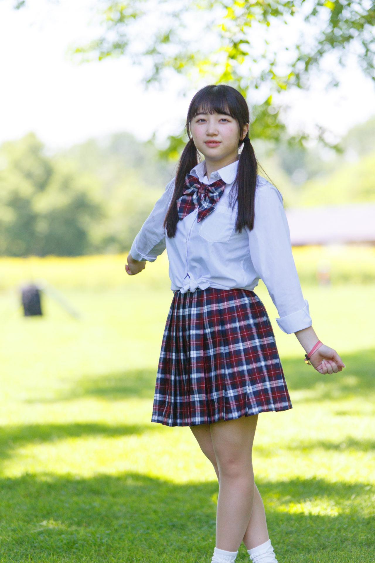 2代目HAPPY少女 - きょうか ( 山田京佳 )