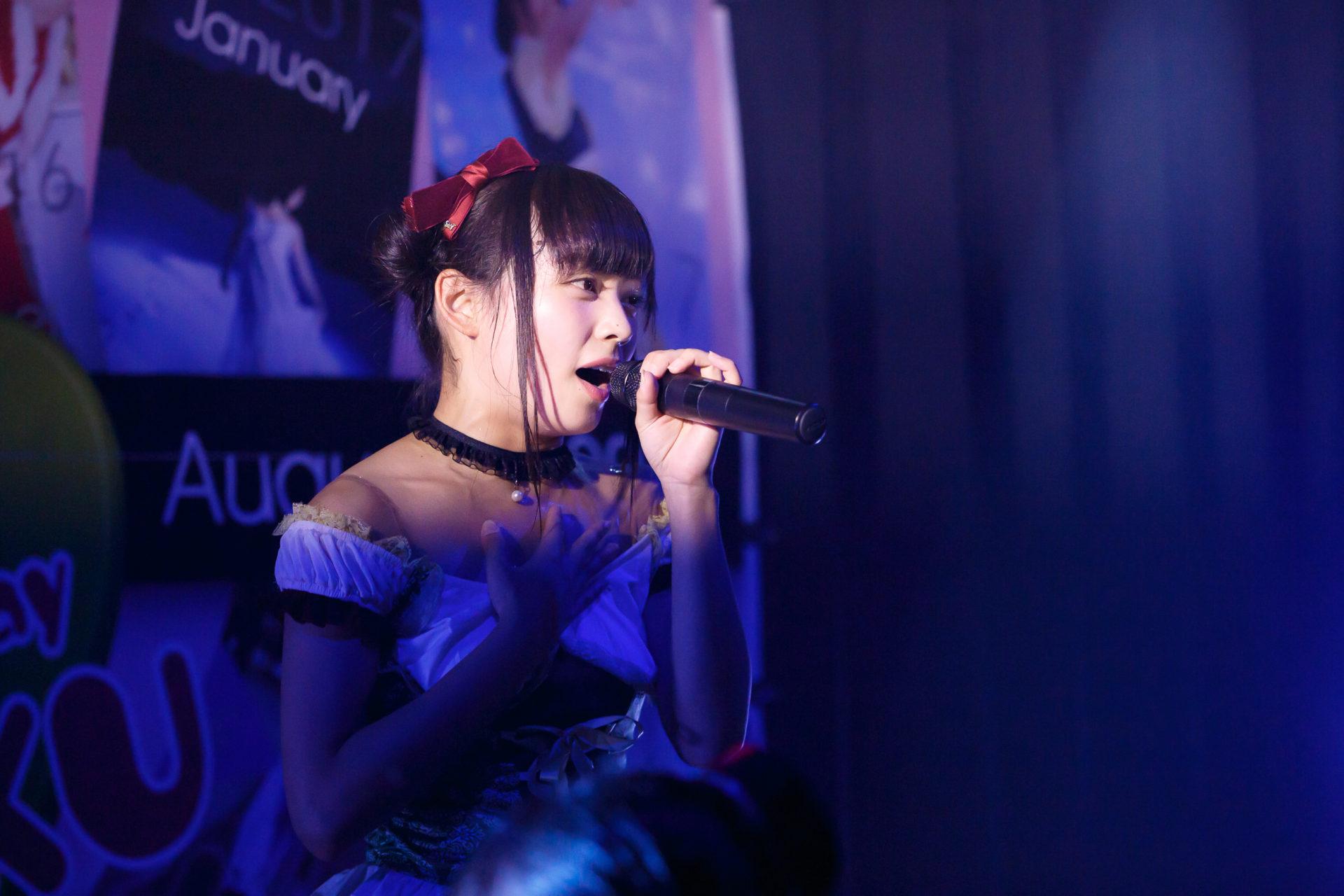 2代目HAPPY少女♪ ゆいな ( 宮崎ゆいな ) | ハピパvol.21~みく生誕祭~