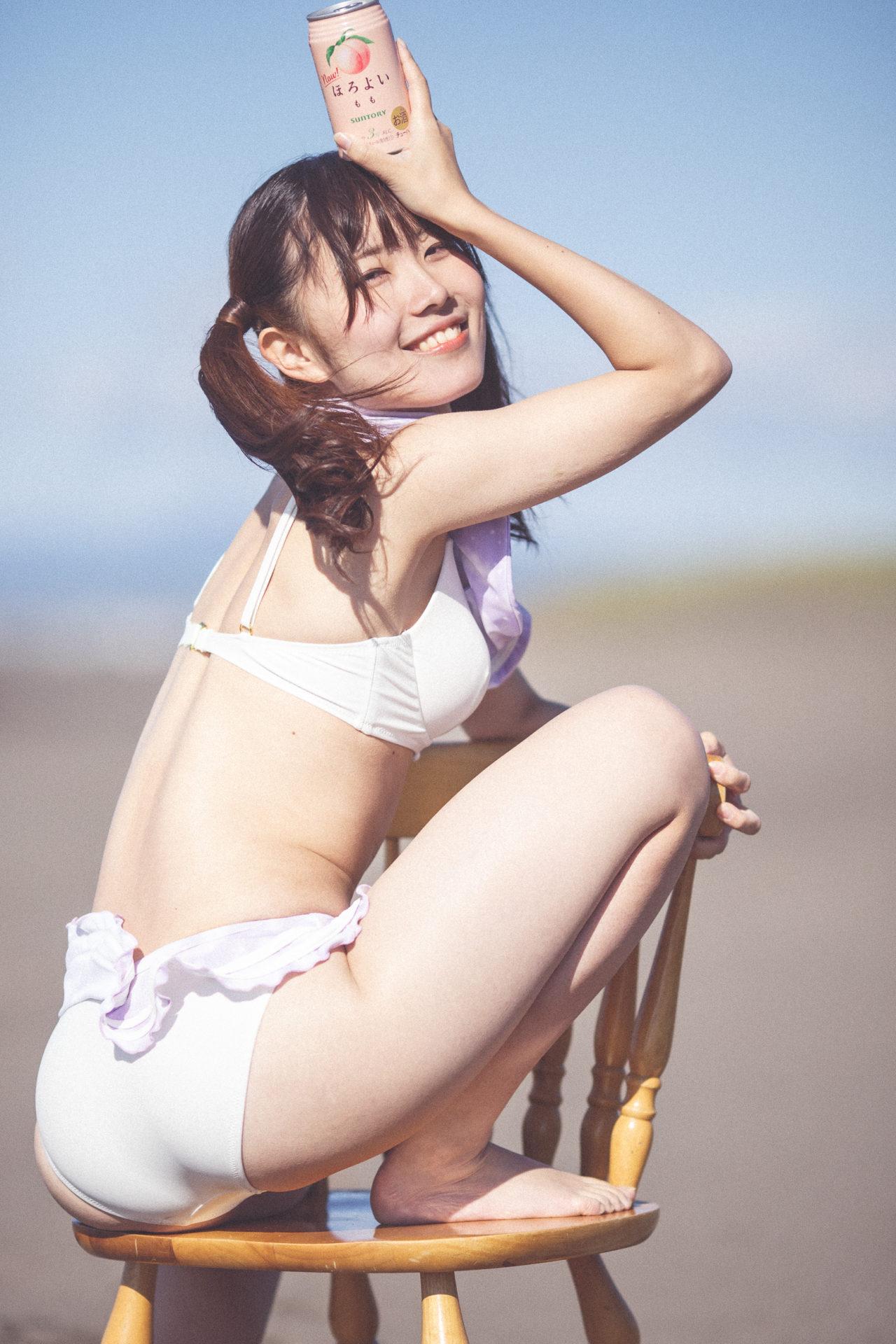 フルーティー♡ もっち ( 長久保桃子 ) | 水着撮影会
