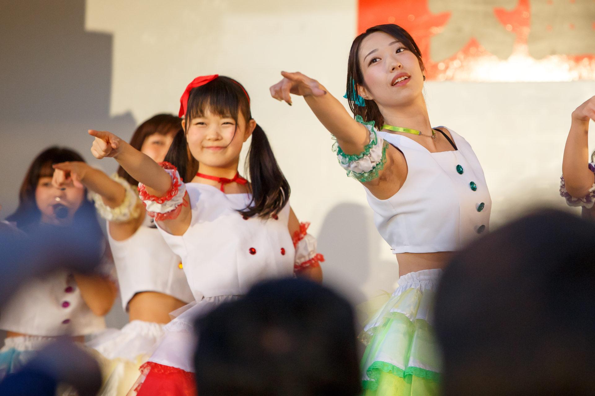 フルーティー♡   大曲神社秋季例大祭