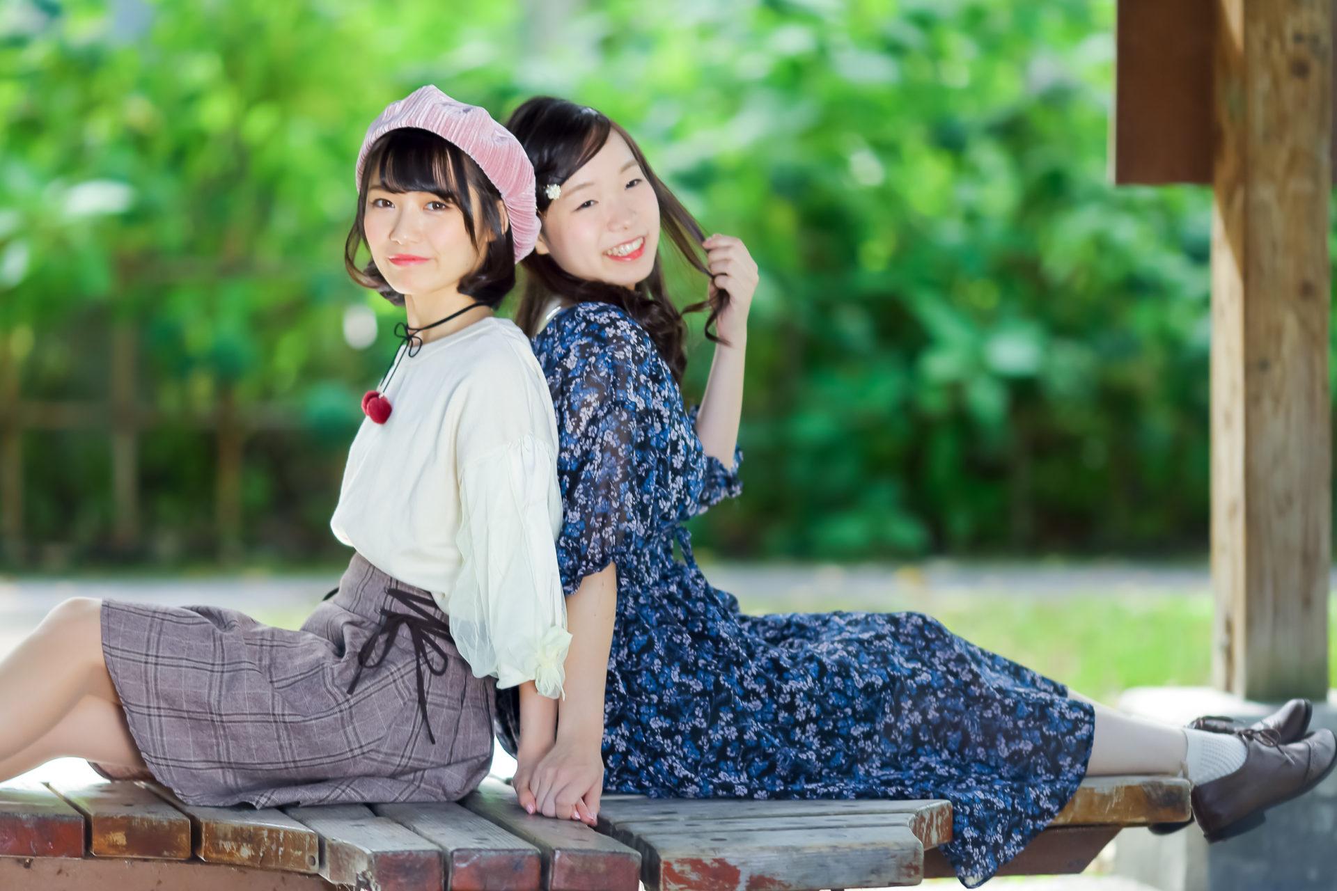 2代目HAPPY少女♪ | モデルプロ豊平公園撮影会
