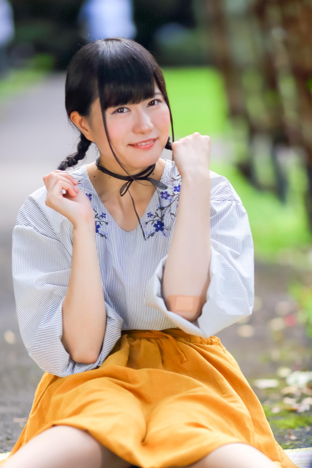 2代目HAPPY少女♪ あゆみ ( 新谷亜由美 ) | モデルプロ豊平公園撮影会