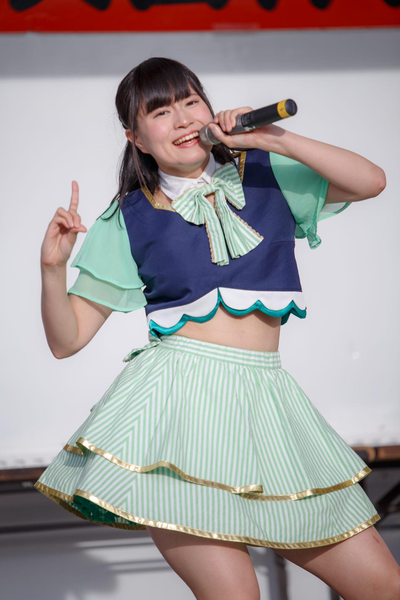 2代目HAPPY少女 - あゆみ