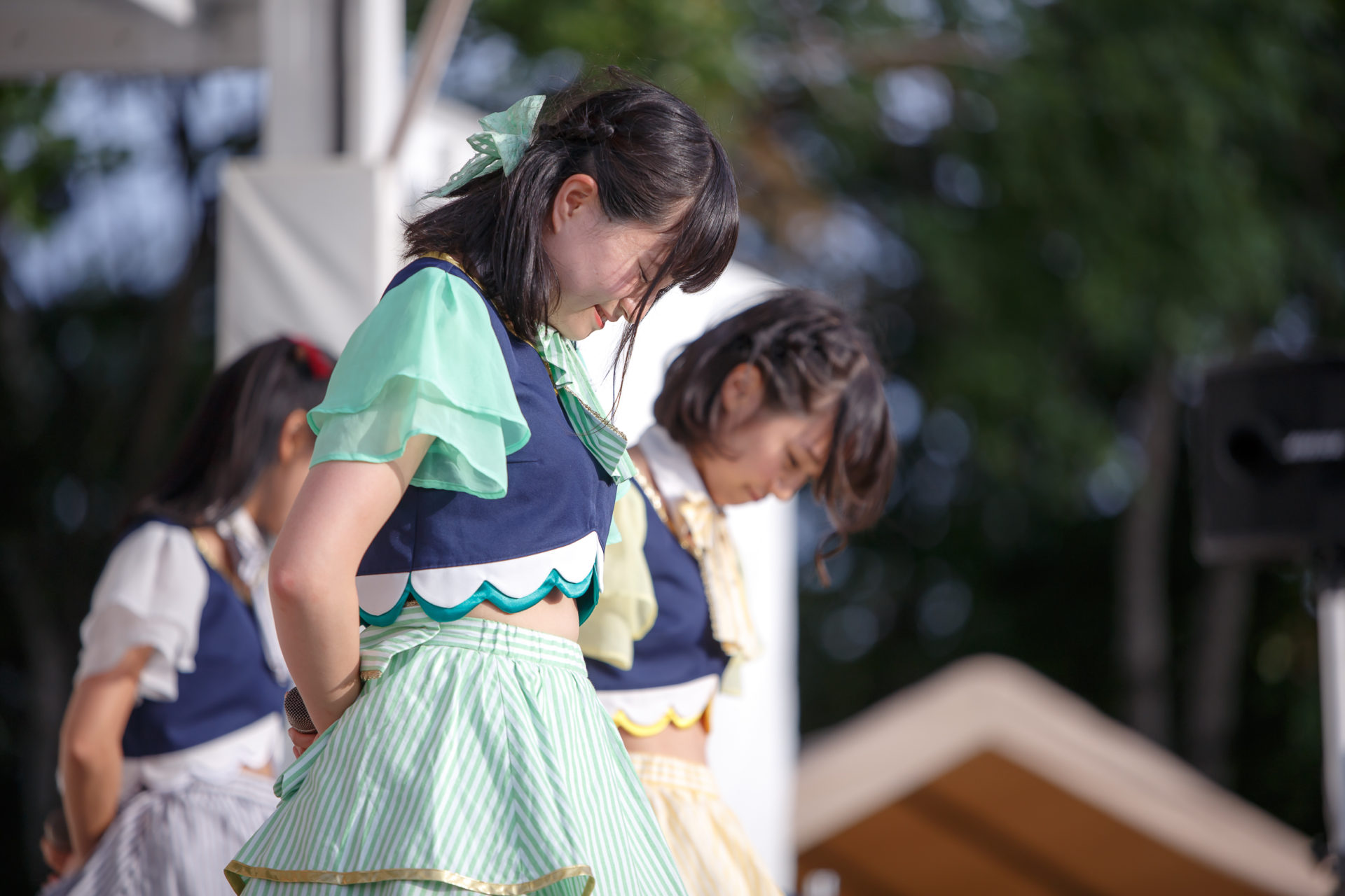 2代目HAPPY少女♪ あゆみ ( 新谷亜由美 ) | 大曲神社秋季例大祭