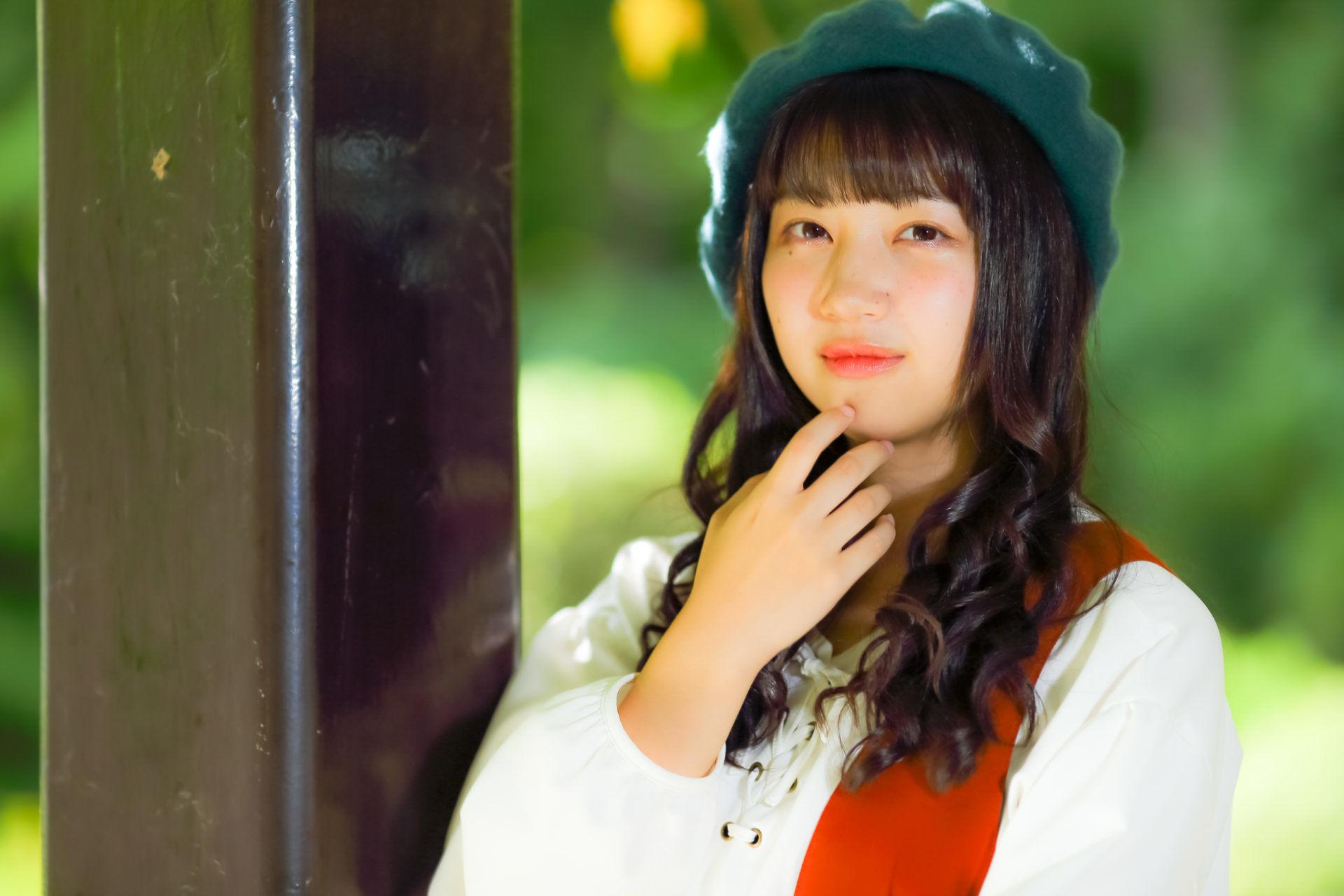 2代目HAPPY少女♪ きょうか ( 山田京佳 )   モデルプロ豊平公園撮影会