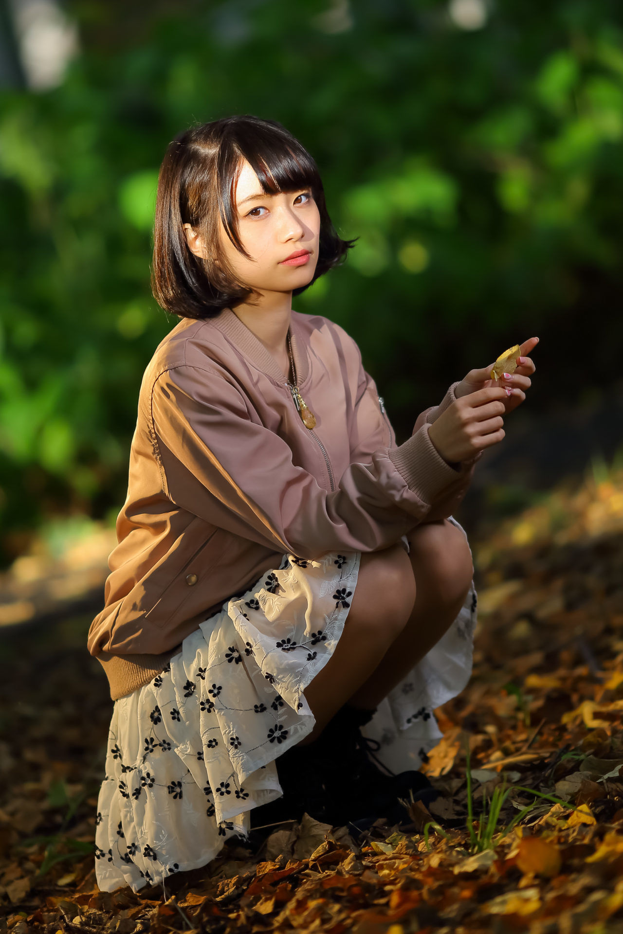 2代目HAPPY少女♪ みっちょ ( 本田みく ) | モデルプロ豊平公園撮影会
