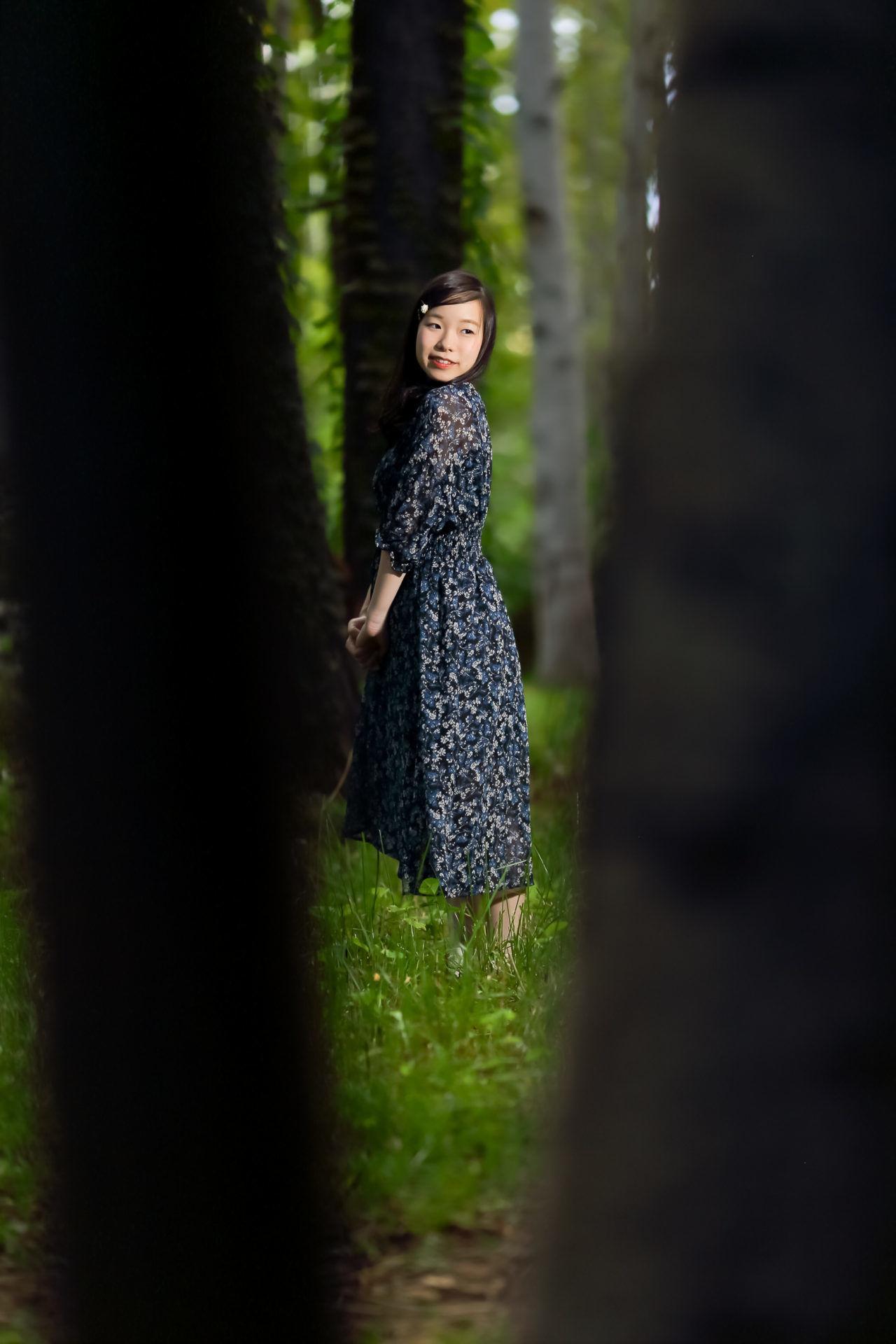 2代目HAPPY少女♪ やよたん ( 鈴木やよい )   モデルプロ豊平公園撮影会