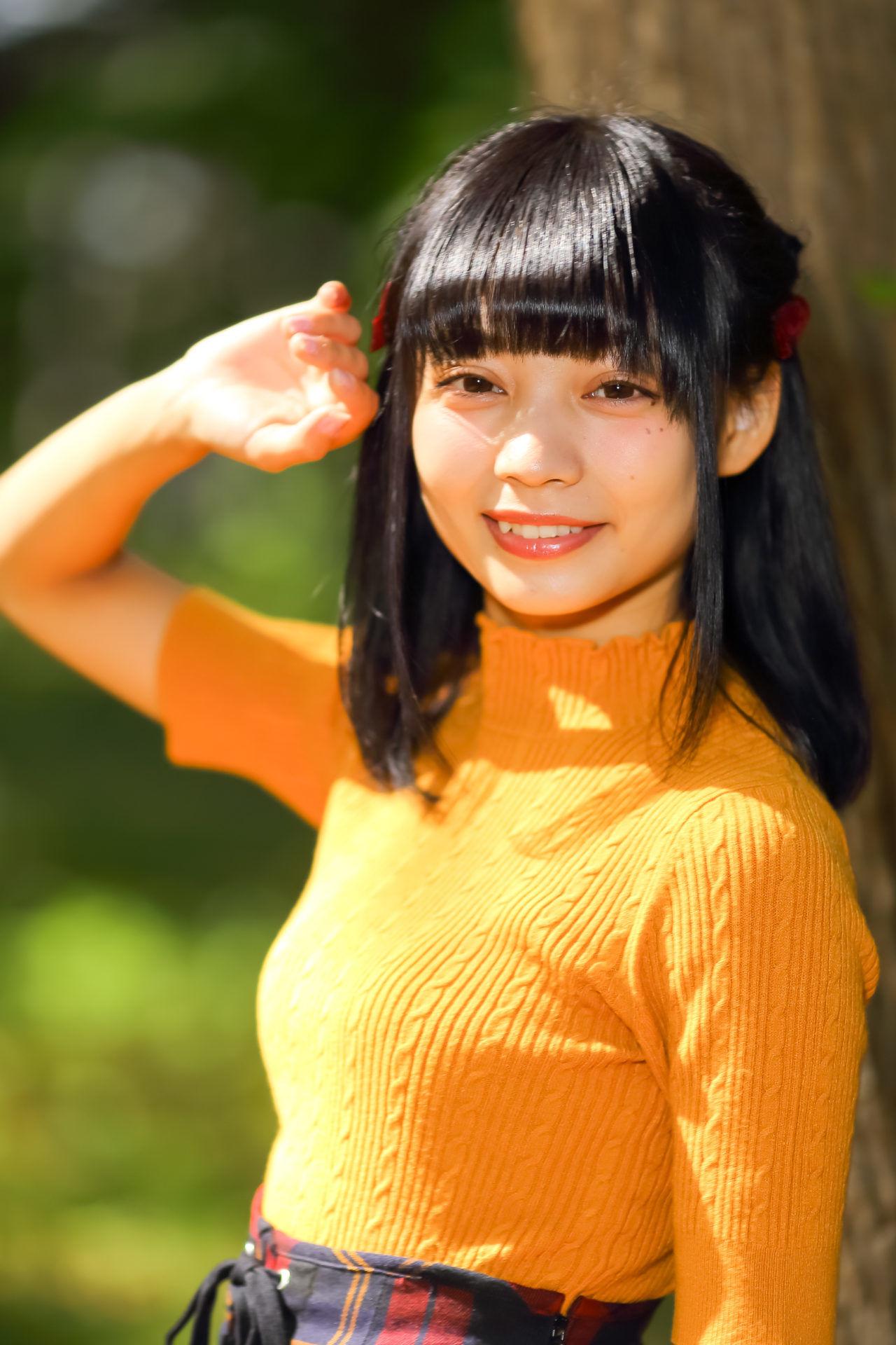 2代目HAPPY少女♪ ゆいな ( 宮崎ゆいな ) | モデルプロ豊平公園撮影会