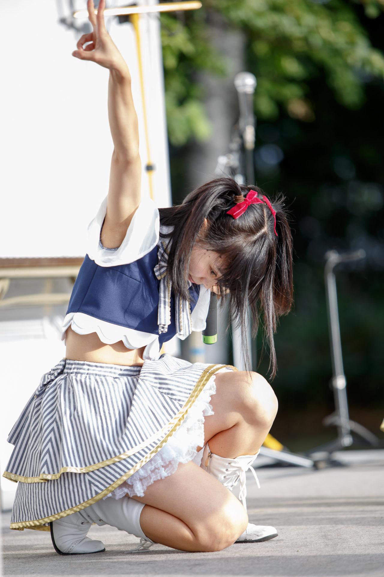 2代目HAPPY少女♪ ゆいな ( 宮崎ゆいな ) | 大曲神社秋季例大祭