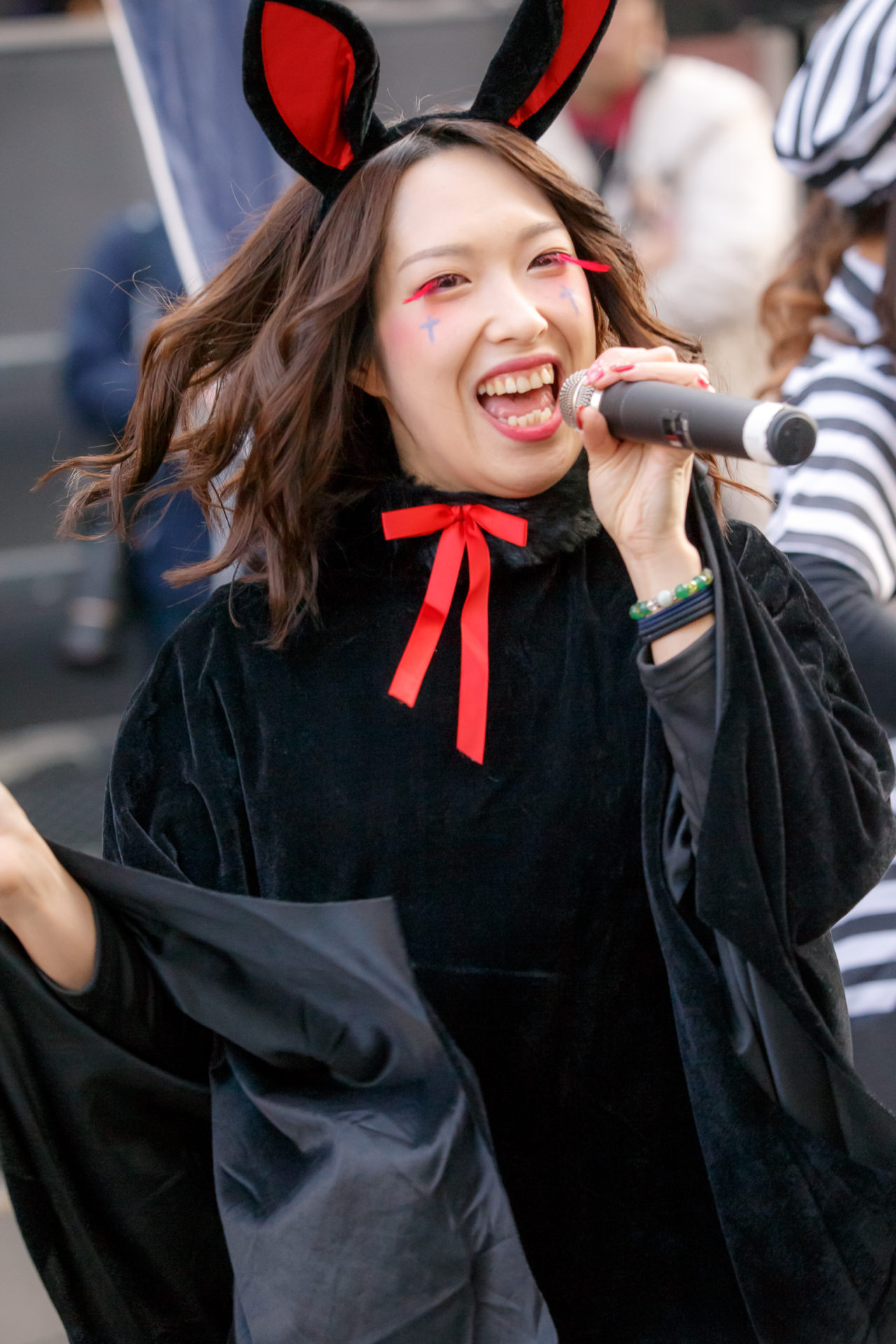 フルーティー♡ おばち ( 小原優花 ) | さっぽろハロウィン2017