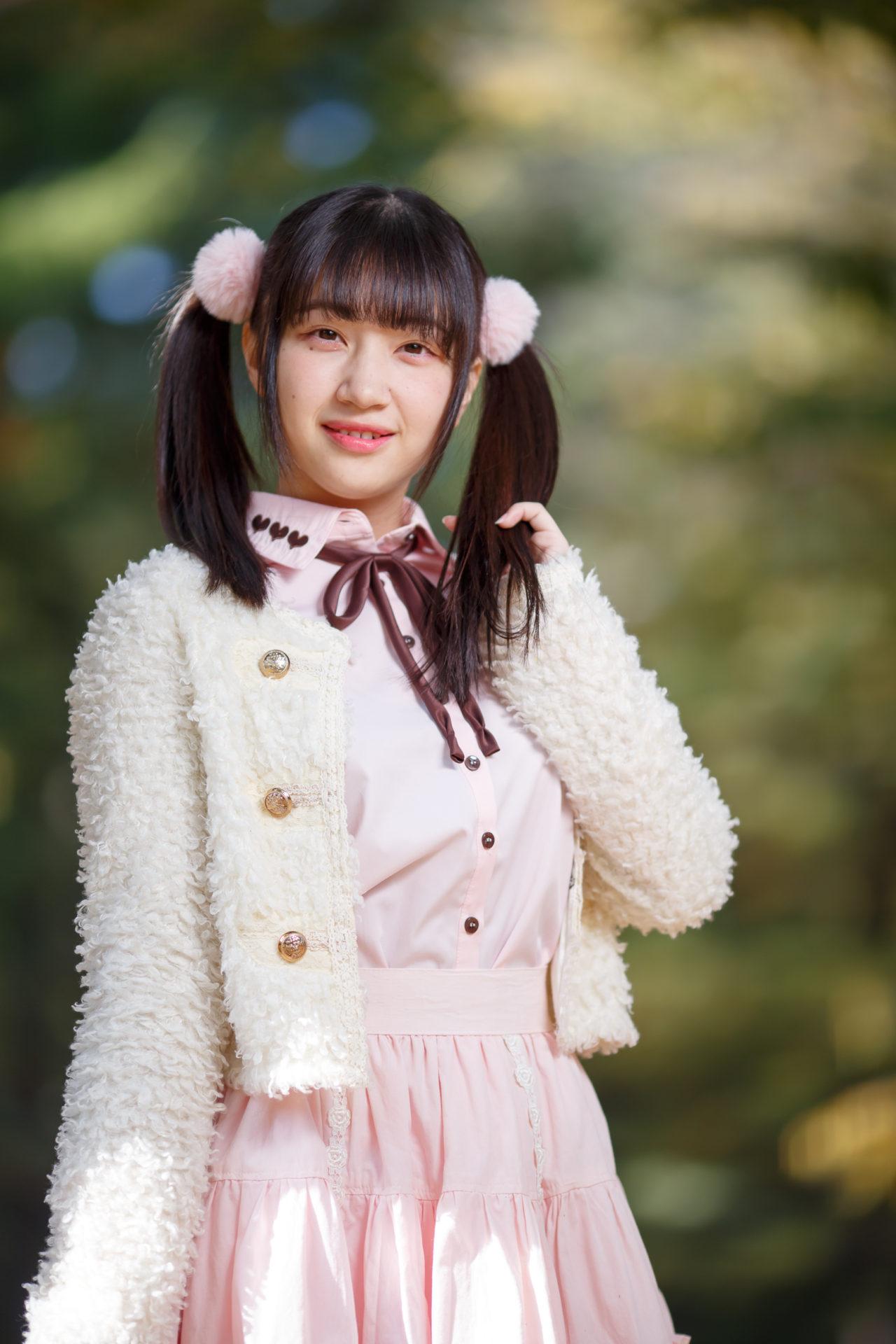 2代目HAPPY少女♪ きょうか ( 山田京佳 ) | 円山公園撮影会