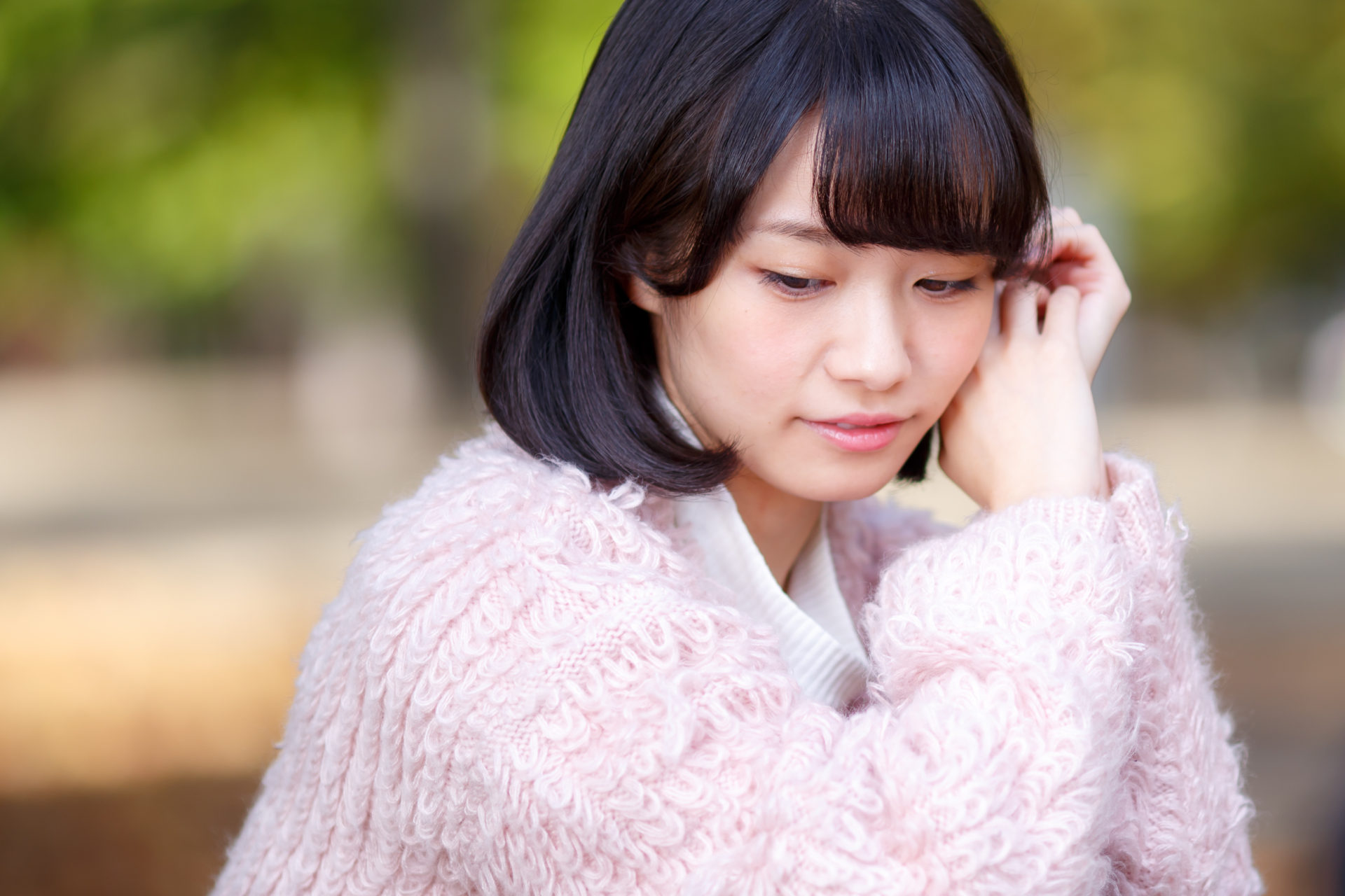 2代目HAPPY少女♪ みっちょ ( 本田みく ) | 円山公園撮影会