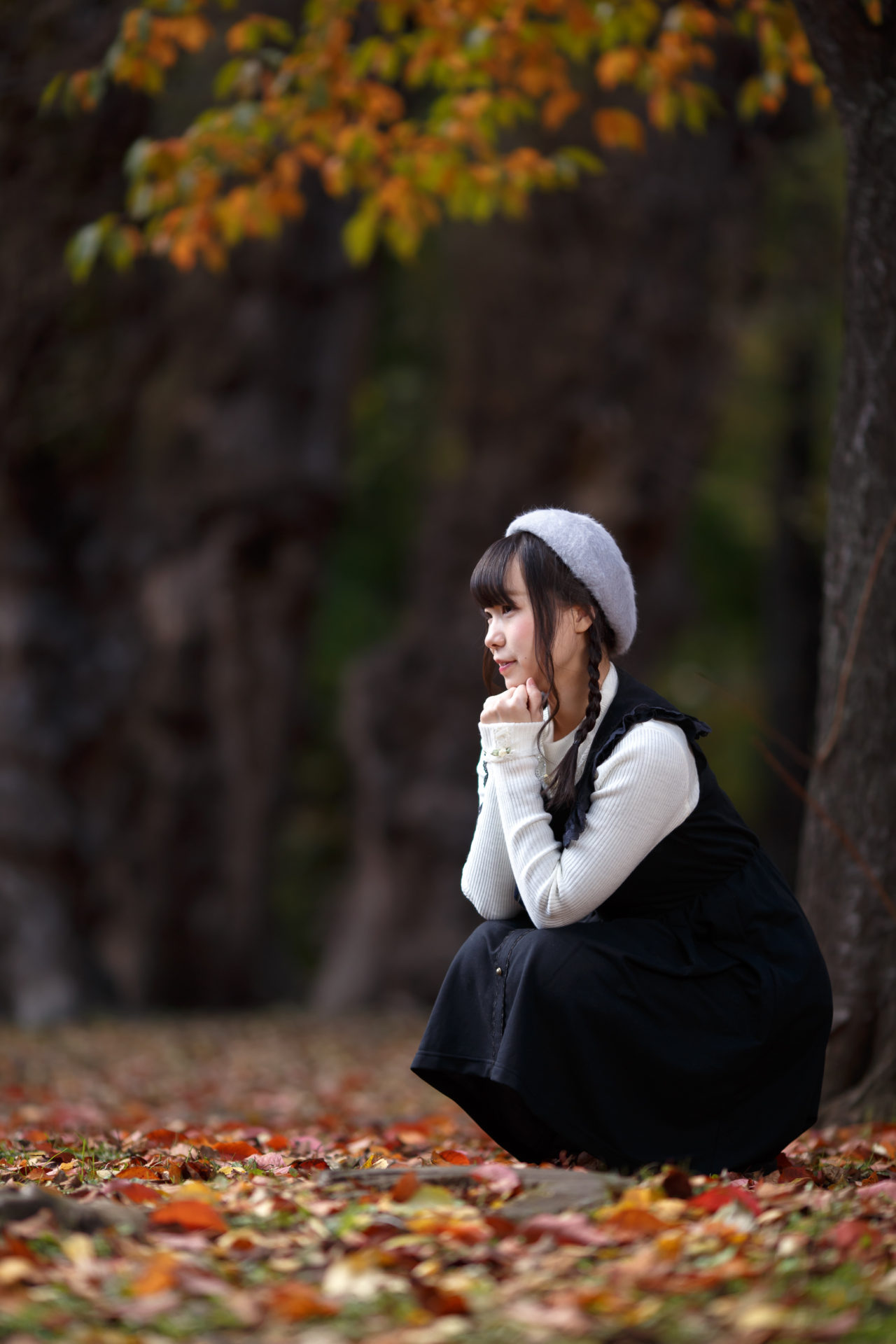 2代目HAPPY少女♪ やよたん ( 鈴木やよい ) | 円山公園撮影会