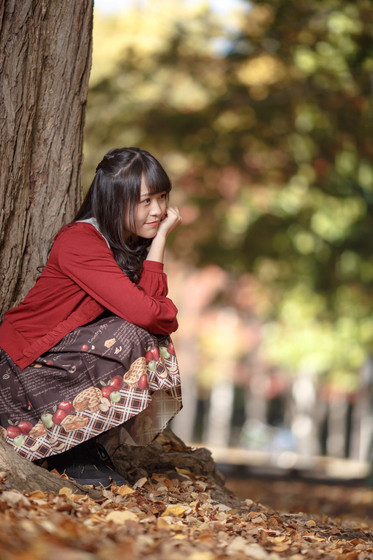 ライブプロ研修生 あいり ( 永山愛梨 ) | 円山公園撮影会