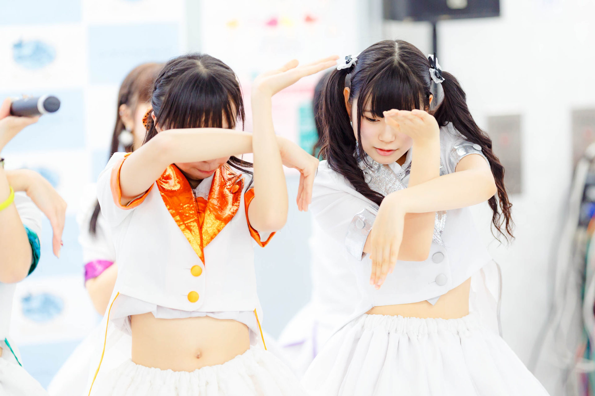フルーティー - さえ ( 大井彩愛 ) & あいか ( 成瀬愛夏 )