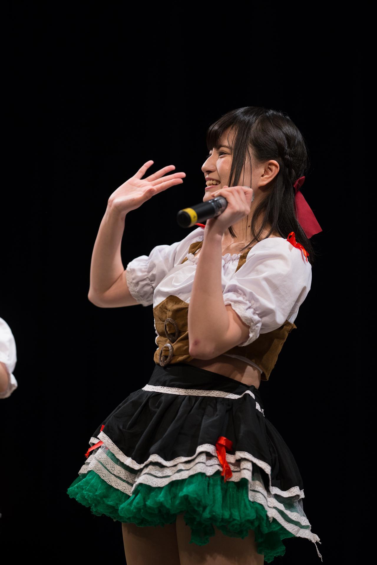 2代目HAPPY少女♪ あゆみ ( 新谷亜由美 ) | ウイングベイ小樽ヲタル座