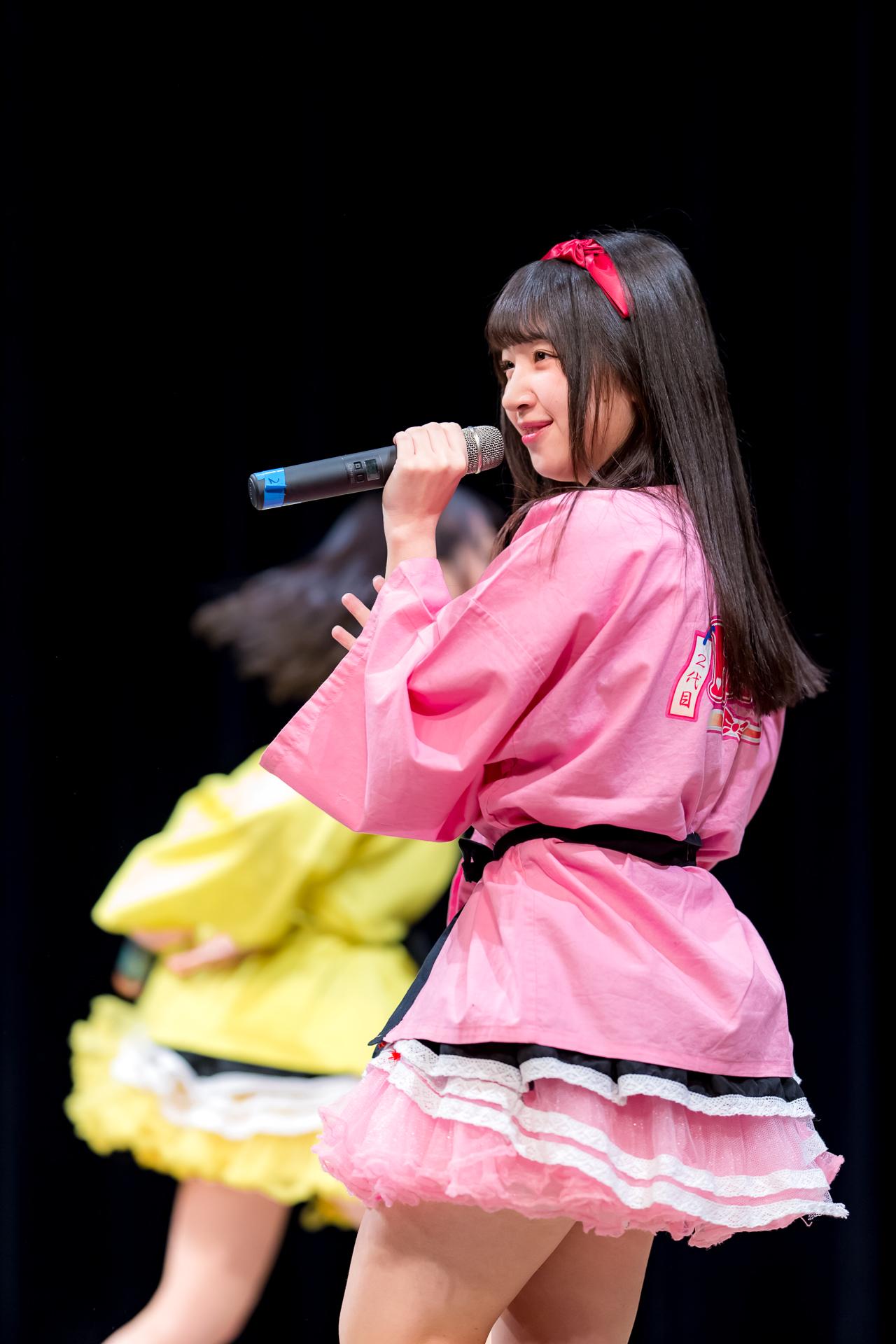 2代目HAPPY少女♪ きょうか ( 山田京佳 ) | ウイングベイ小樽ヲタル座