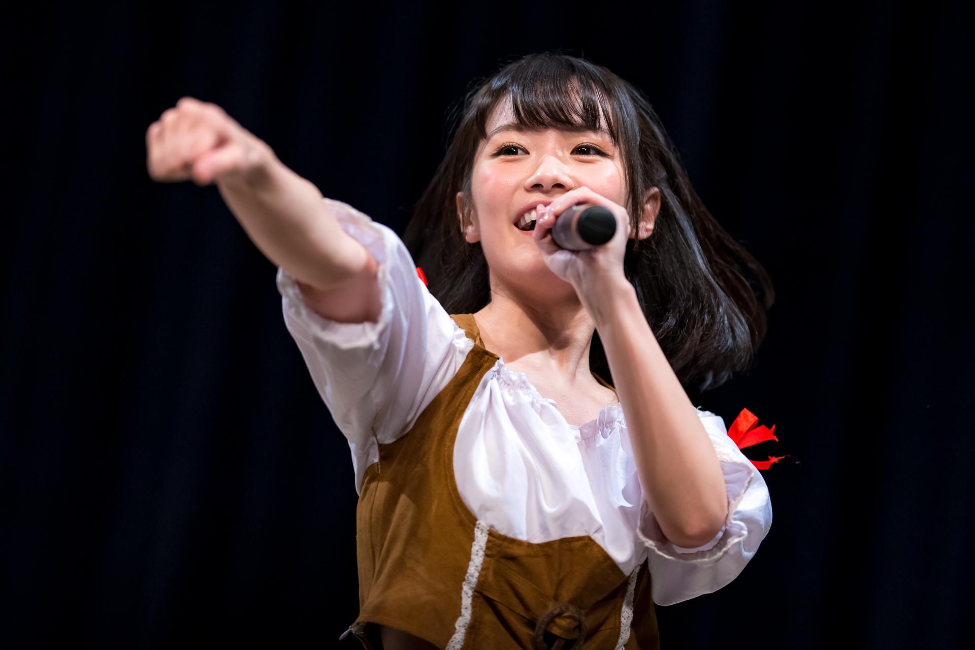 2代目HAPPY少女 - みっちょ ( 本田みく )