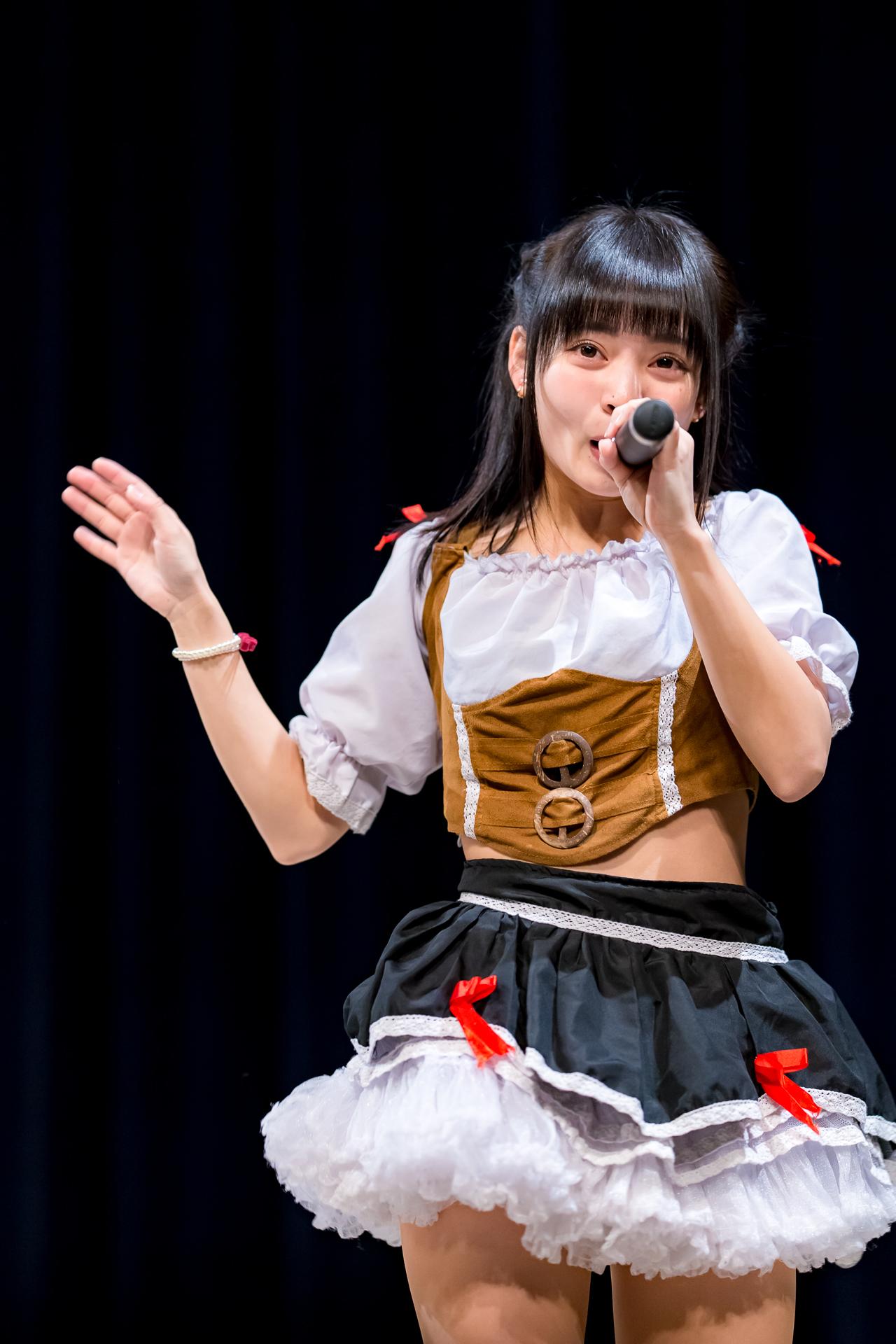 2代目HAPPY少女♪ ゆいな ( 宮崎ゆいな ) | ウイングベイ小樽ヲタル座