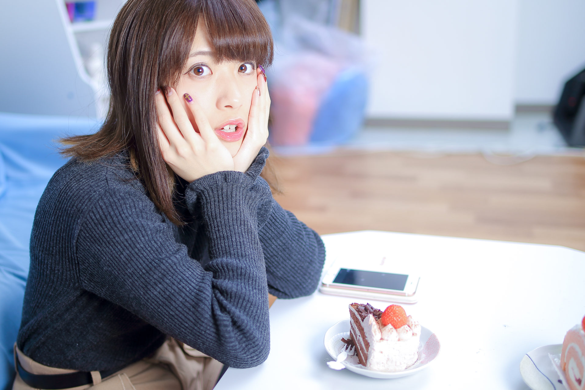 フルーティー♡ さい ( 北出彩 ) - ドキッ!