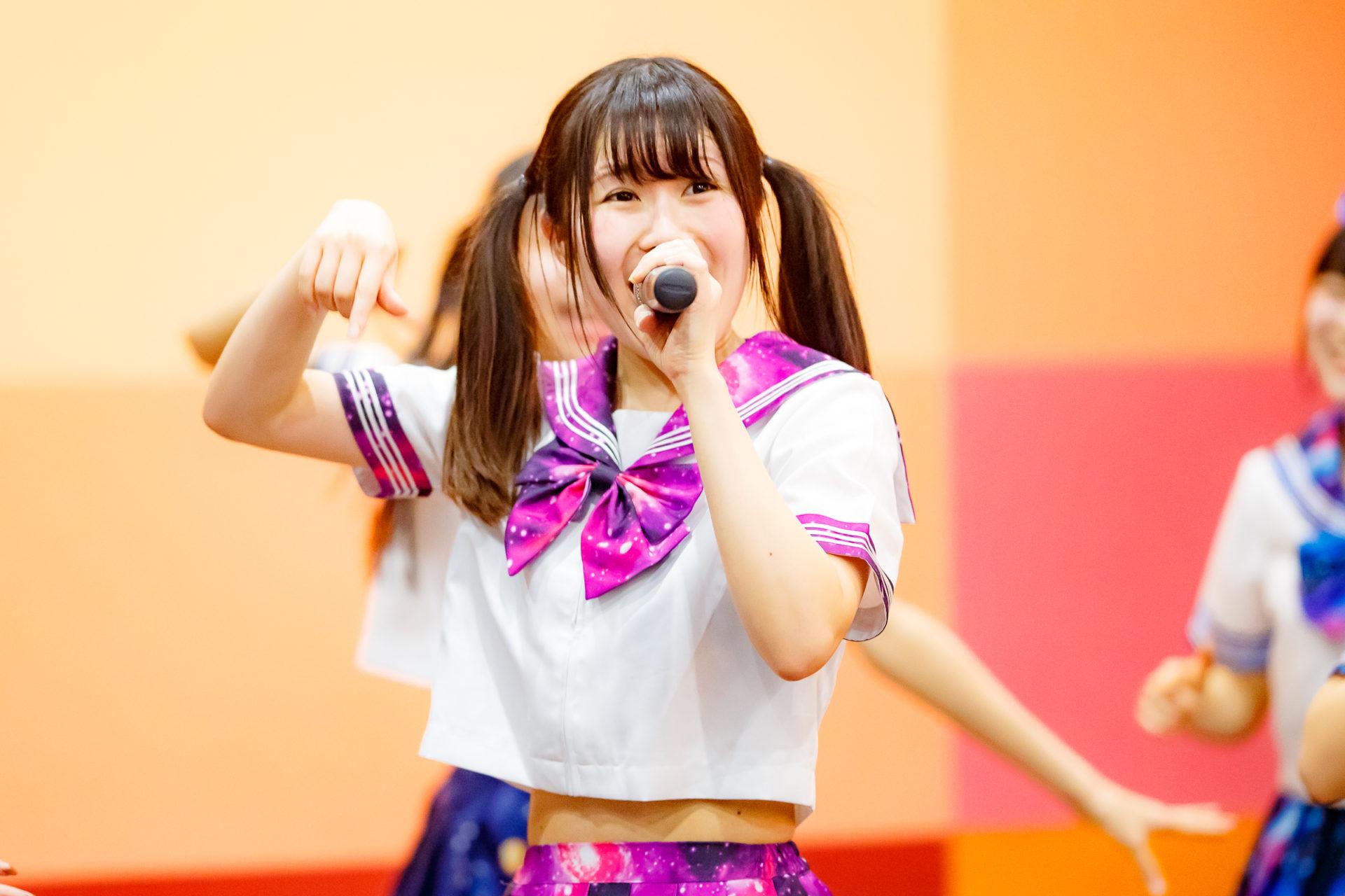 フルーティー♡ もっち ( 長久保桃子 ) | ディノスパーク×ライブプロマンスリーLIVE vol.1