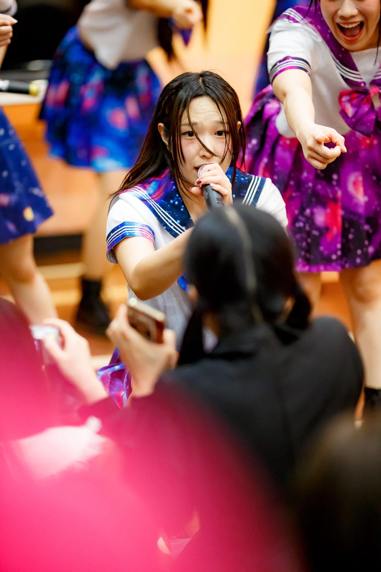 フルーティー♡ おばち ( 小原優花 ) | ディノスパーク×ライブプロマンスリーLIVE vol.1