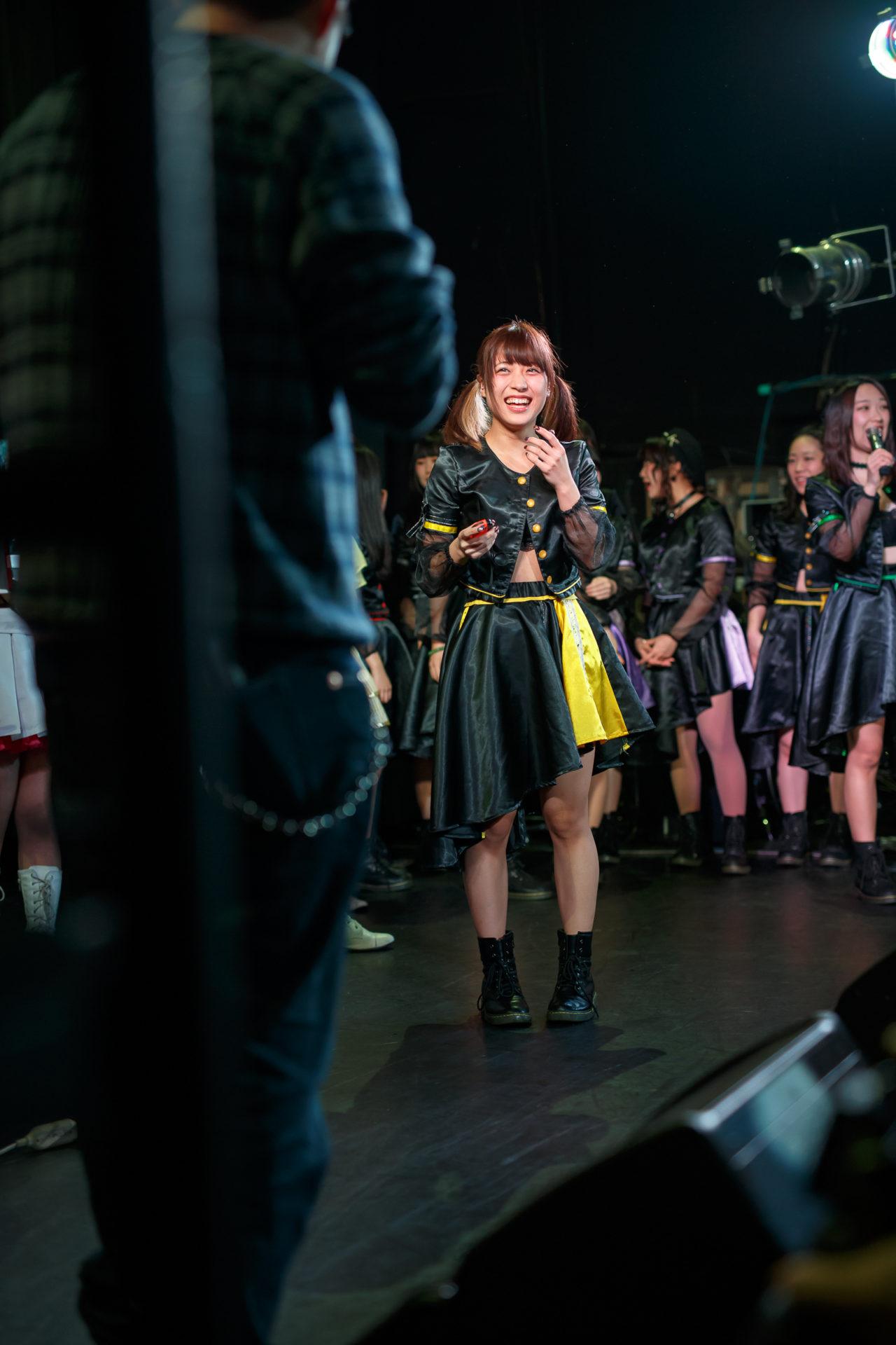 フルーティー♡ さい ( 北出彩 )   2017年ライブプロラストLIVE