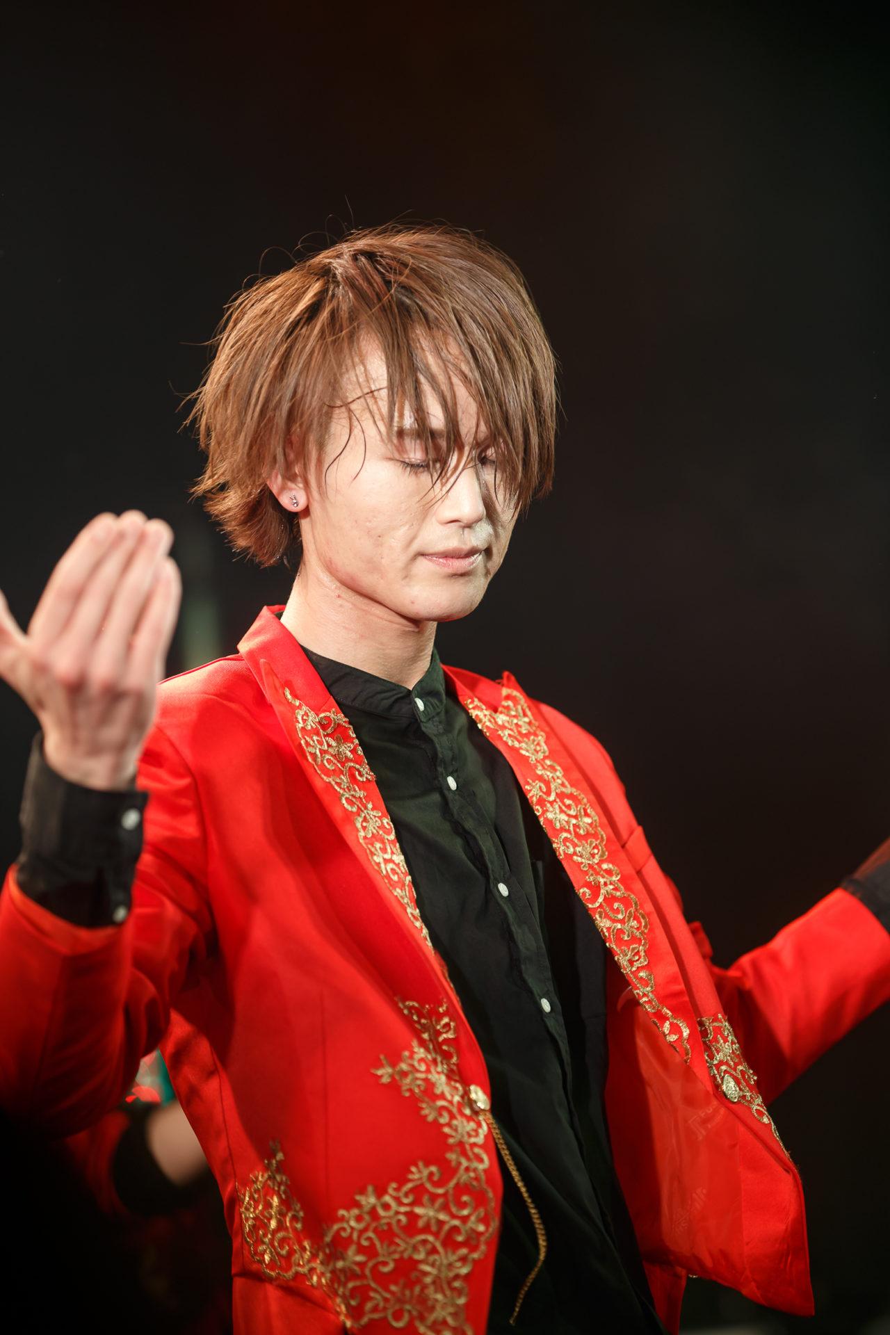 G.E.E.K HAYATO★ | 2017年ライブプロラストLIVE