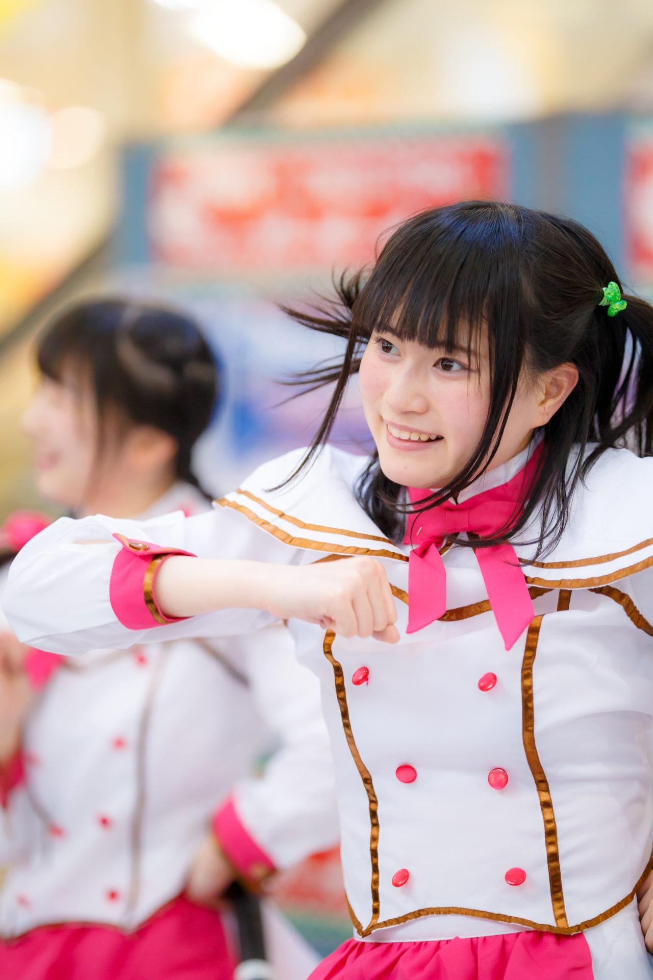 2代目HAPPY少女♪ あゆみ ( 新谷亜由美 ) | メガドン・キホーテ苫小牧