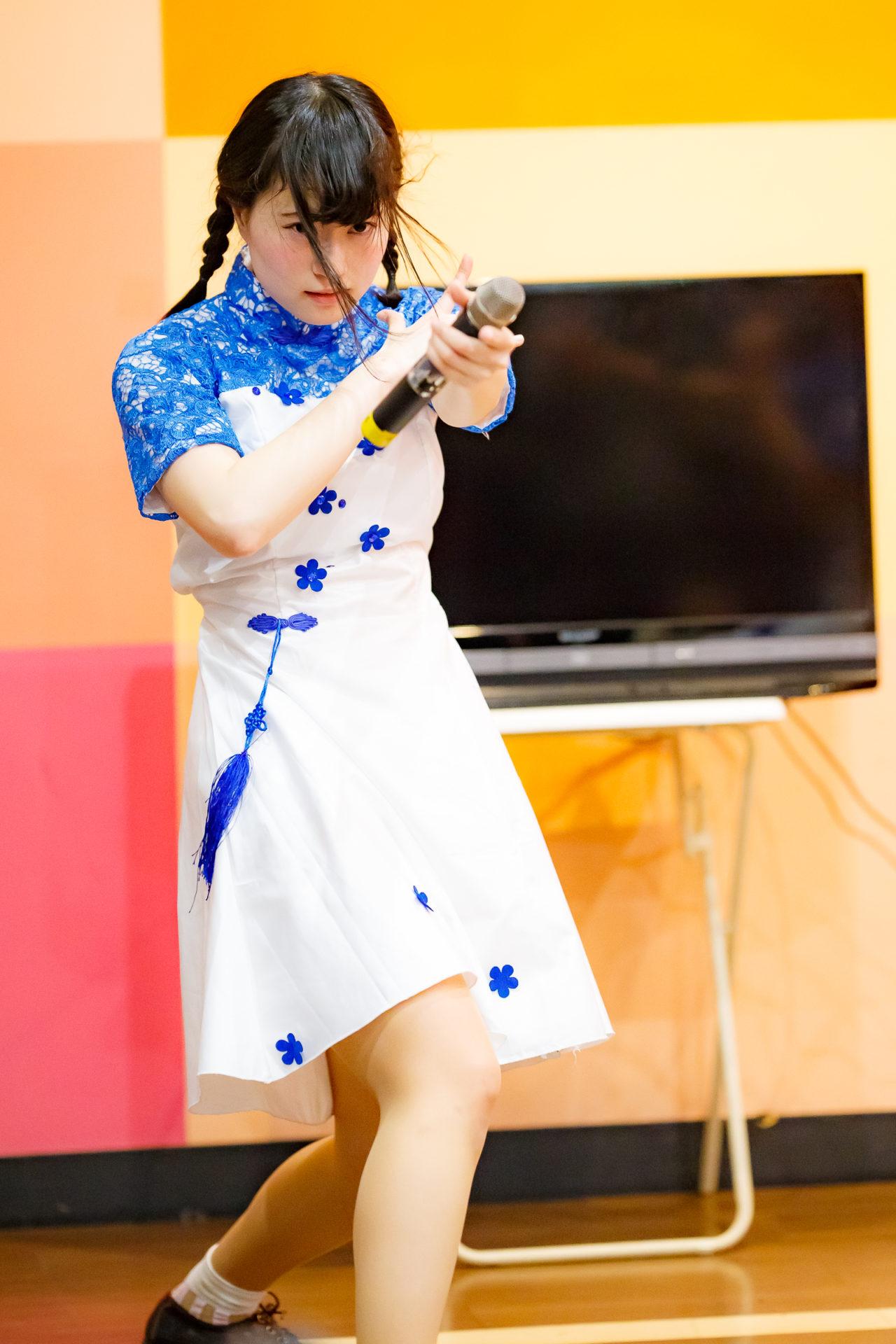 2代目HAPPY少女♪ あゆみ ( 新谷亜由美 )   ディノスパーク×ライブプロマンスリーLIVE vol.1