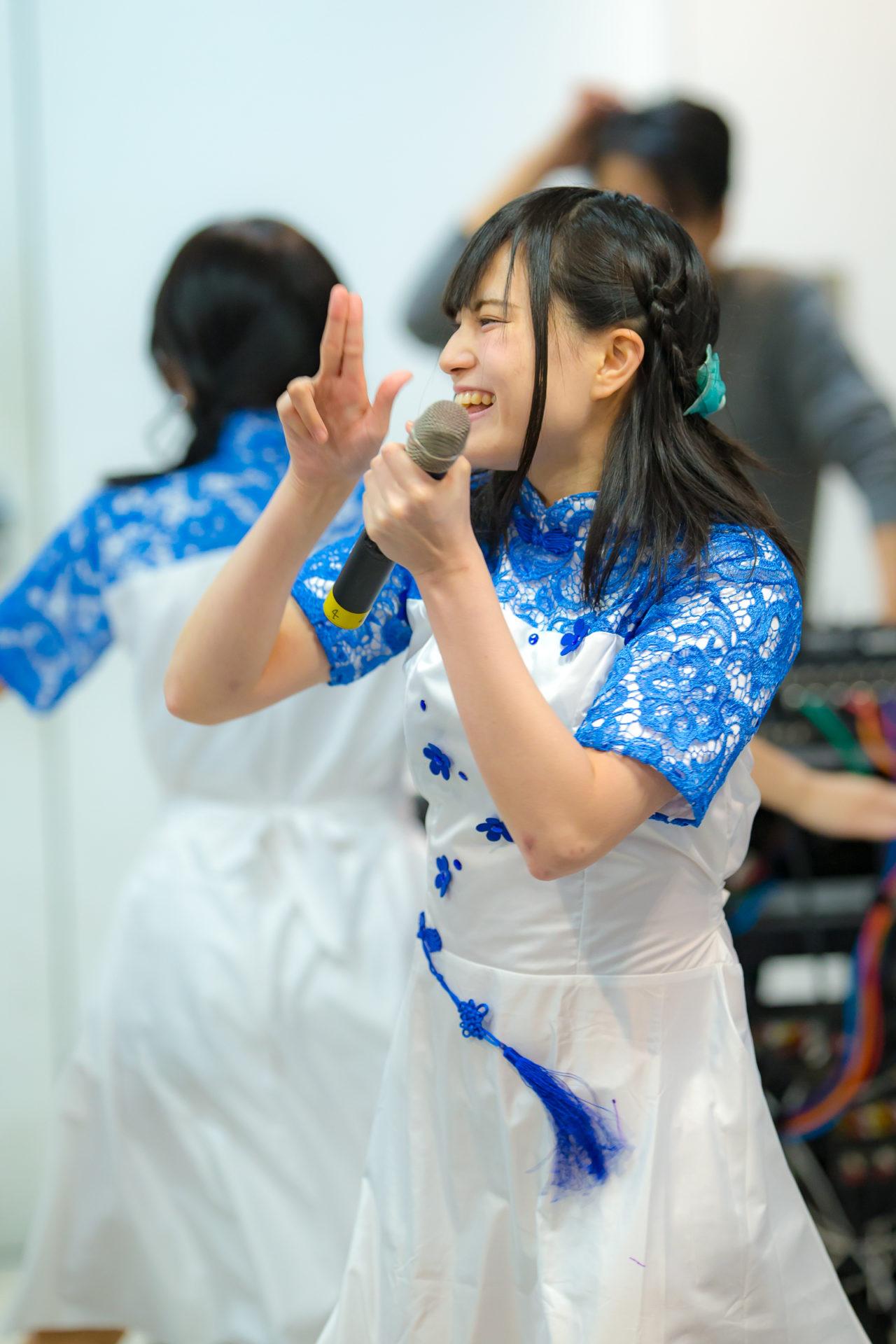 2代目HAPPY少女♪ あゆみ ( 新谷亜由美 ) | HMVプレゼンツライブプロマンスリーLIVE