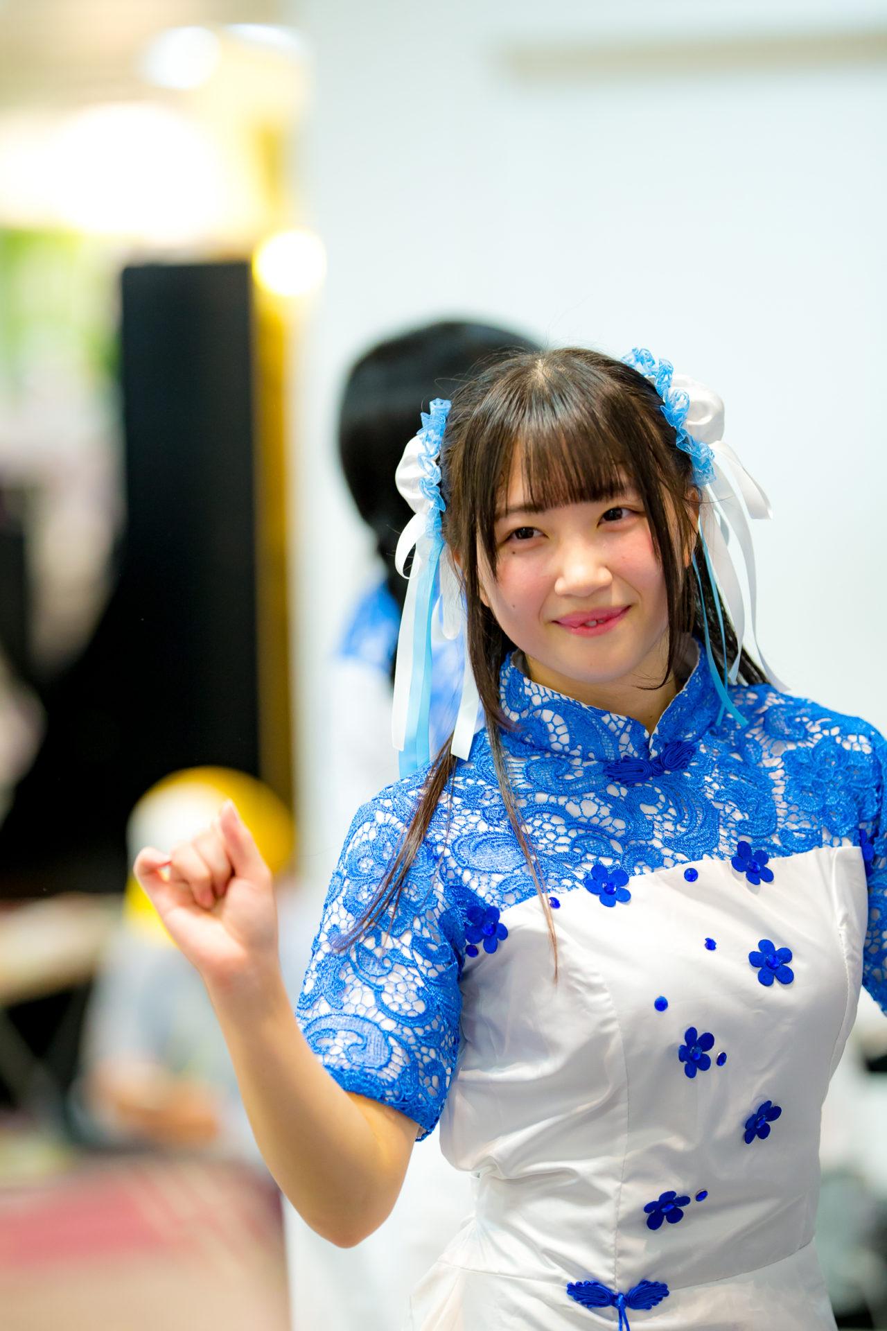 2代目HAPPY少女♪ きょうか ( 山田京佳 ) | HMVプレゼンツライブプロマンスリーLIVE