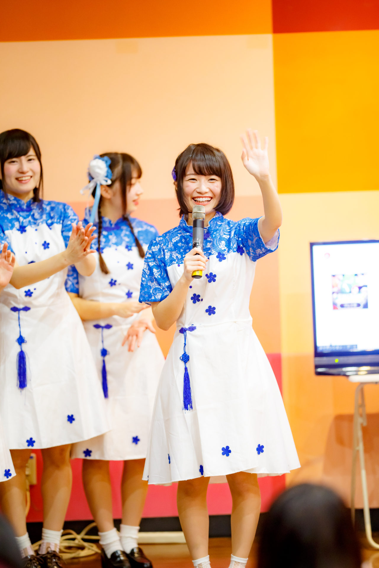 2代目HAPPY少女♪ みっちょ ( 本田みく ) | ディノスパーク×ライブプロマンスリーLIVE vol.1