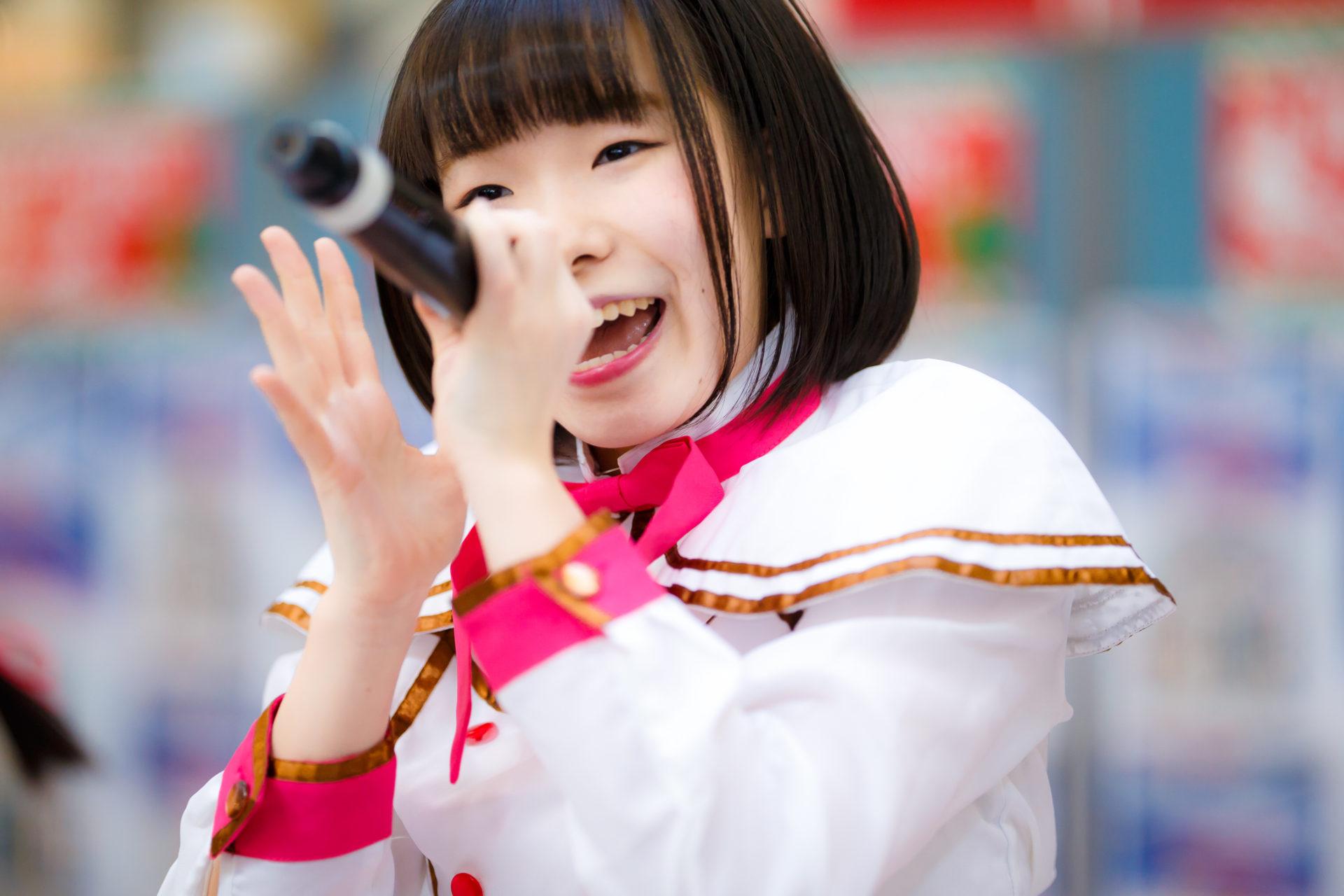 2代目HAPPY少女♪ やよたん ( 鈴木やよい ) | メガドン・キホーテ苫小牧
