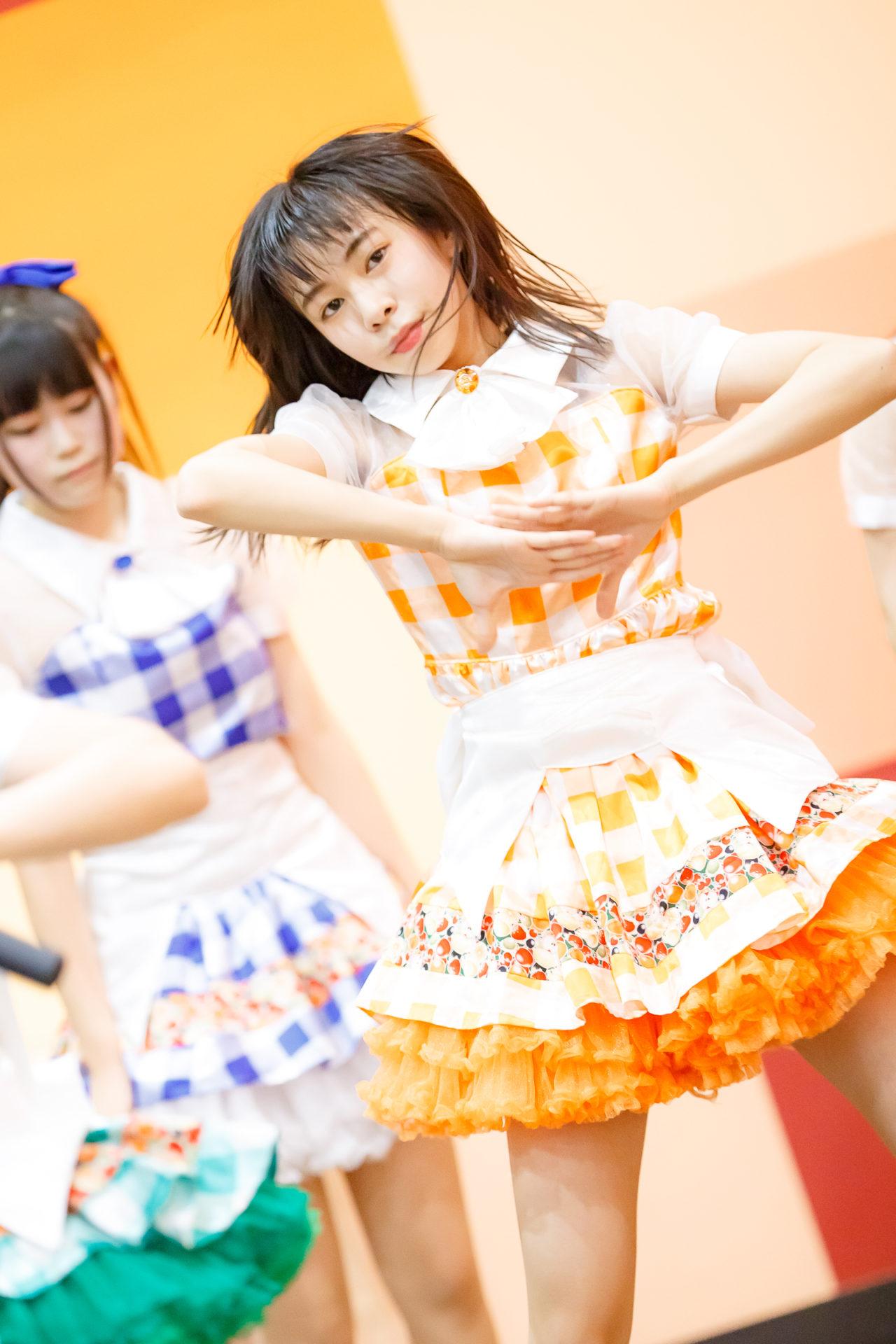 フルーティー♡ さえ ( 大井彩愛 ) | ディノスパーク×ライブプロ マンスリーLIVE vol.2