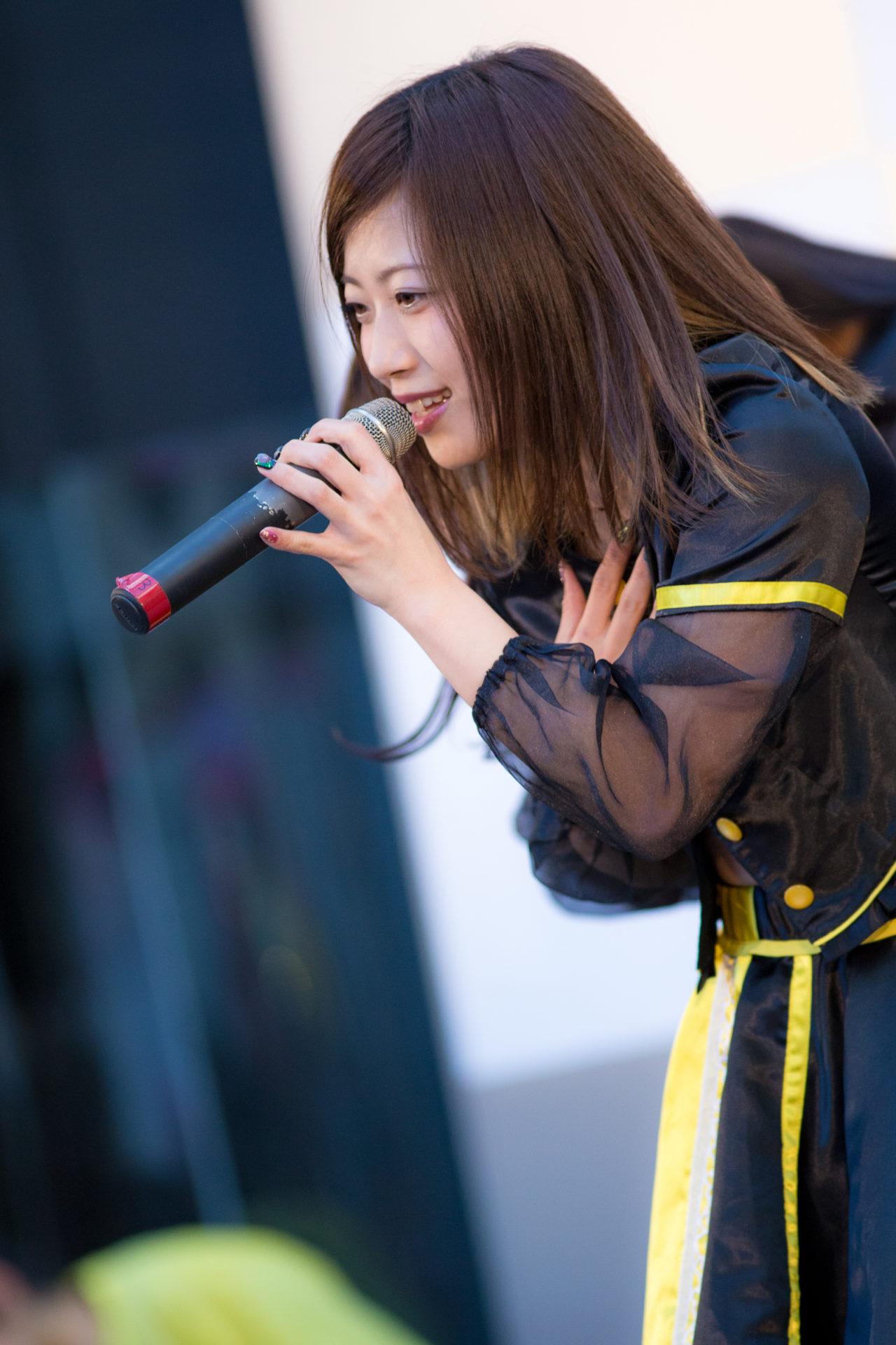 フルーティー♡ さい ( 北出彩 ) | キッズ JOB TOWN in サッポロファクトリー