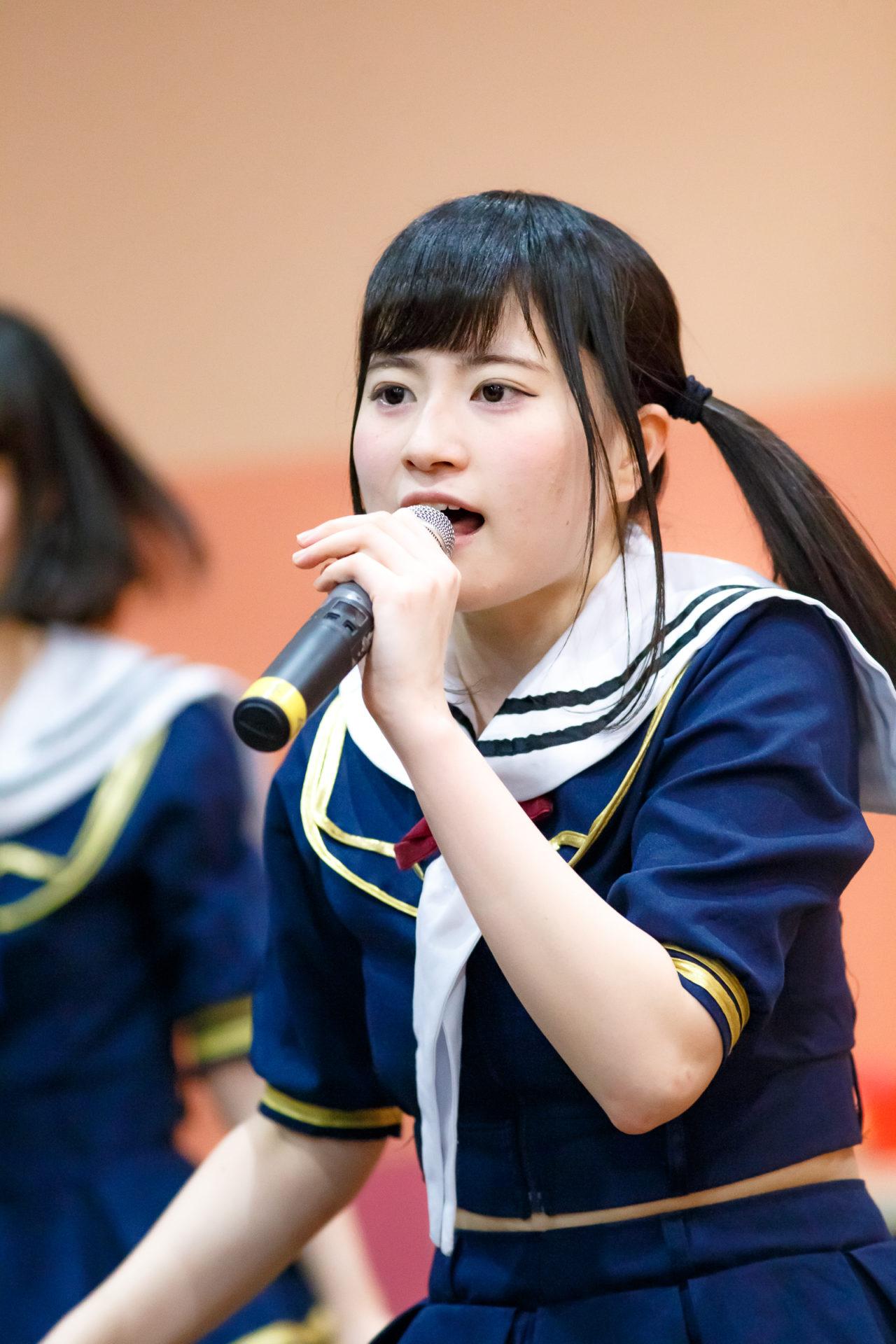 2代目HAPPY少女♪ あゆみ ( 新谷亜由美 ) | ディノスパーク×ライブプロ マンスリーLIVE vol.2