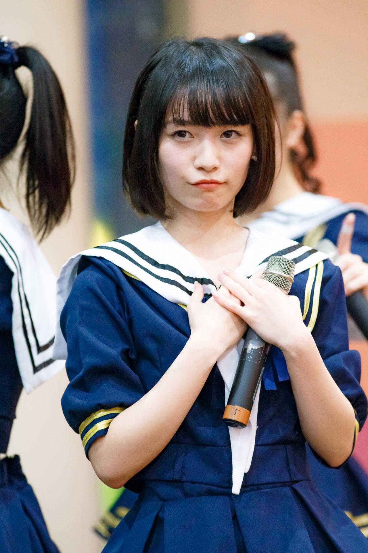 2代目HAPPY少女♪ みっちょ ( 本田みく ) | ディノスパーク×ライブプロ マンスリーLIVE vol.2