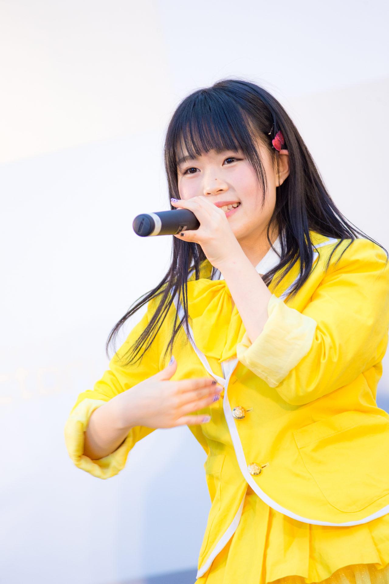 南幌町特産品少女 Speciality Girls のんちゃん ( 森花夢 )