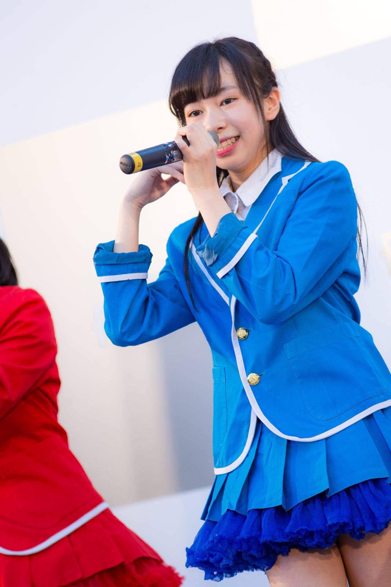 南幌町特産品少女 Speciality Girls さえ ( 大井彩愛 )
